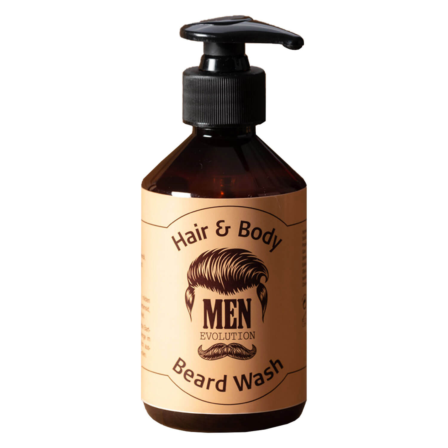 MEN Evolution - Hair & Body Beard Wash