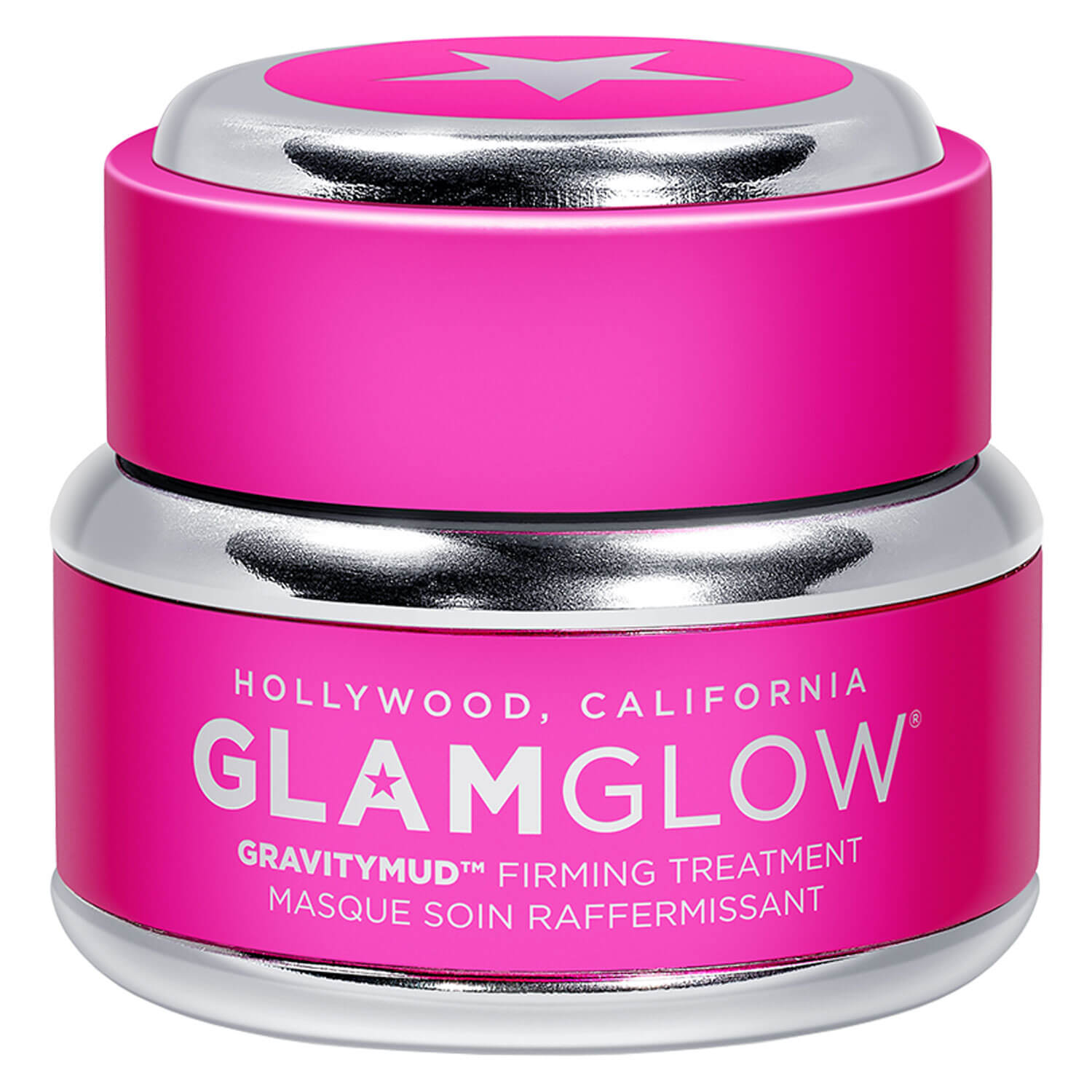 GlamGlow Mask - GRAVITYMUD Firming Treatment Pink Limited Edition