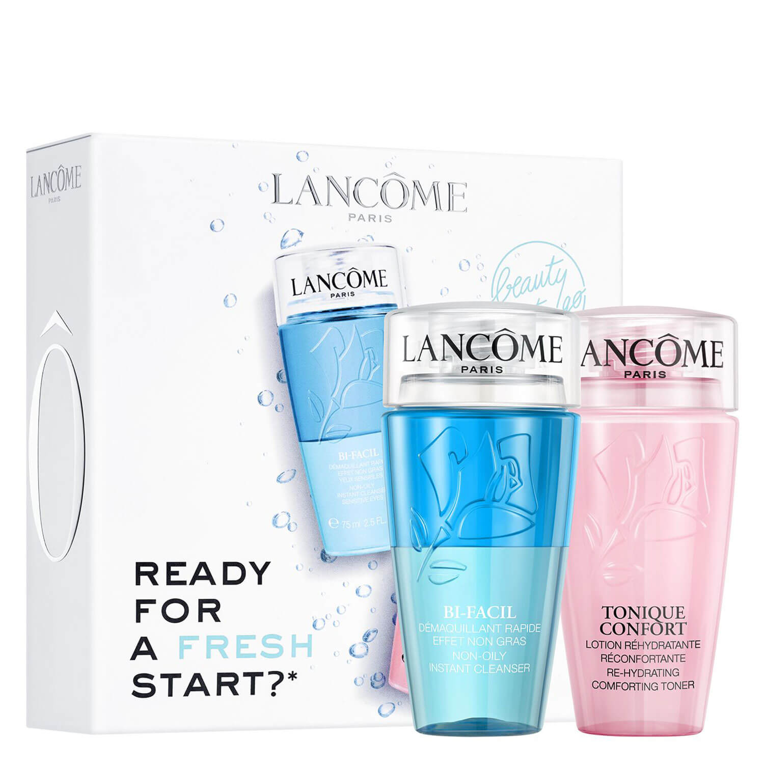 Lancôme Skin - Travel Size Cleansing Duo