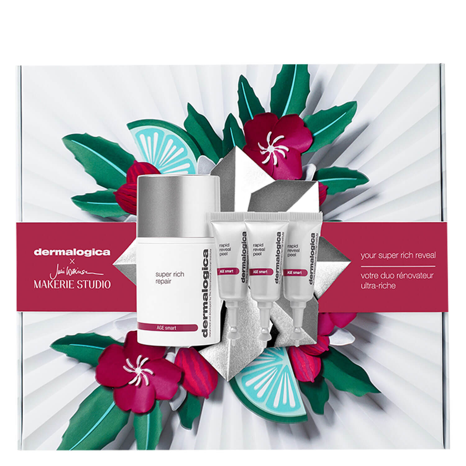 Skin Kits - Your Super Rich Reveal Set