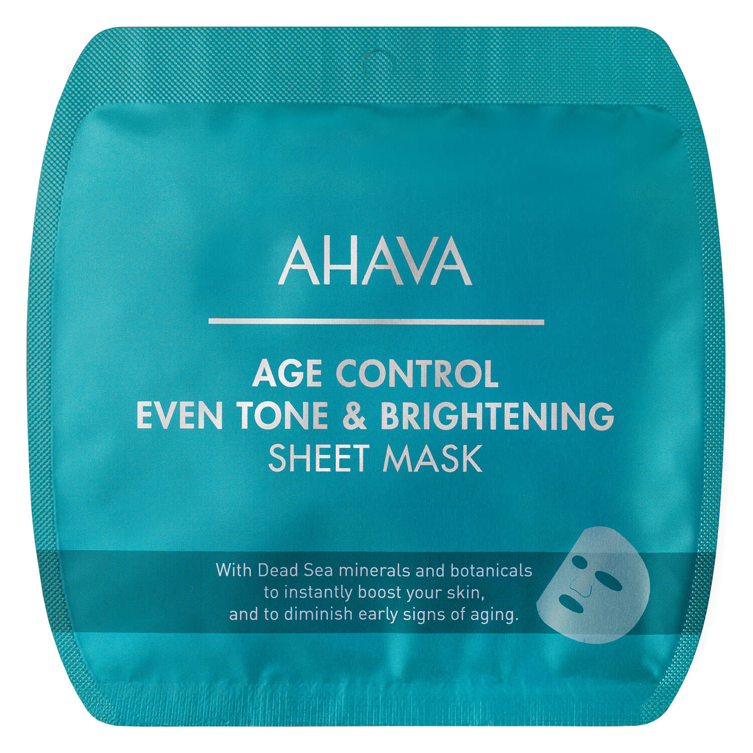 DeadSea Minerals - Age Control Even Tone & Brightening Sheet Mask