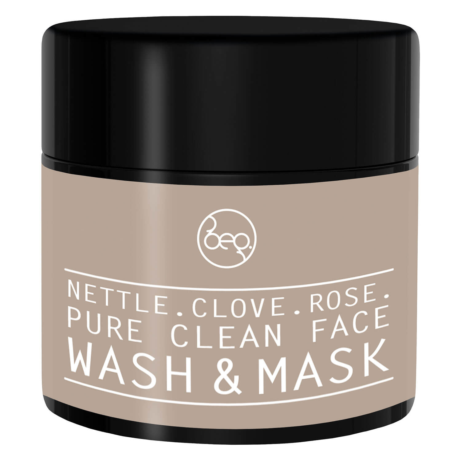 bepure - Wash & Mask PURE CLEAN FACE