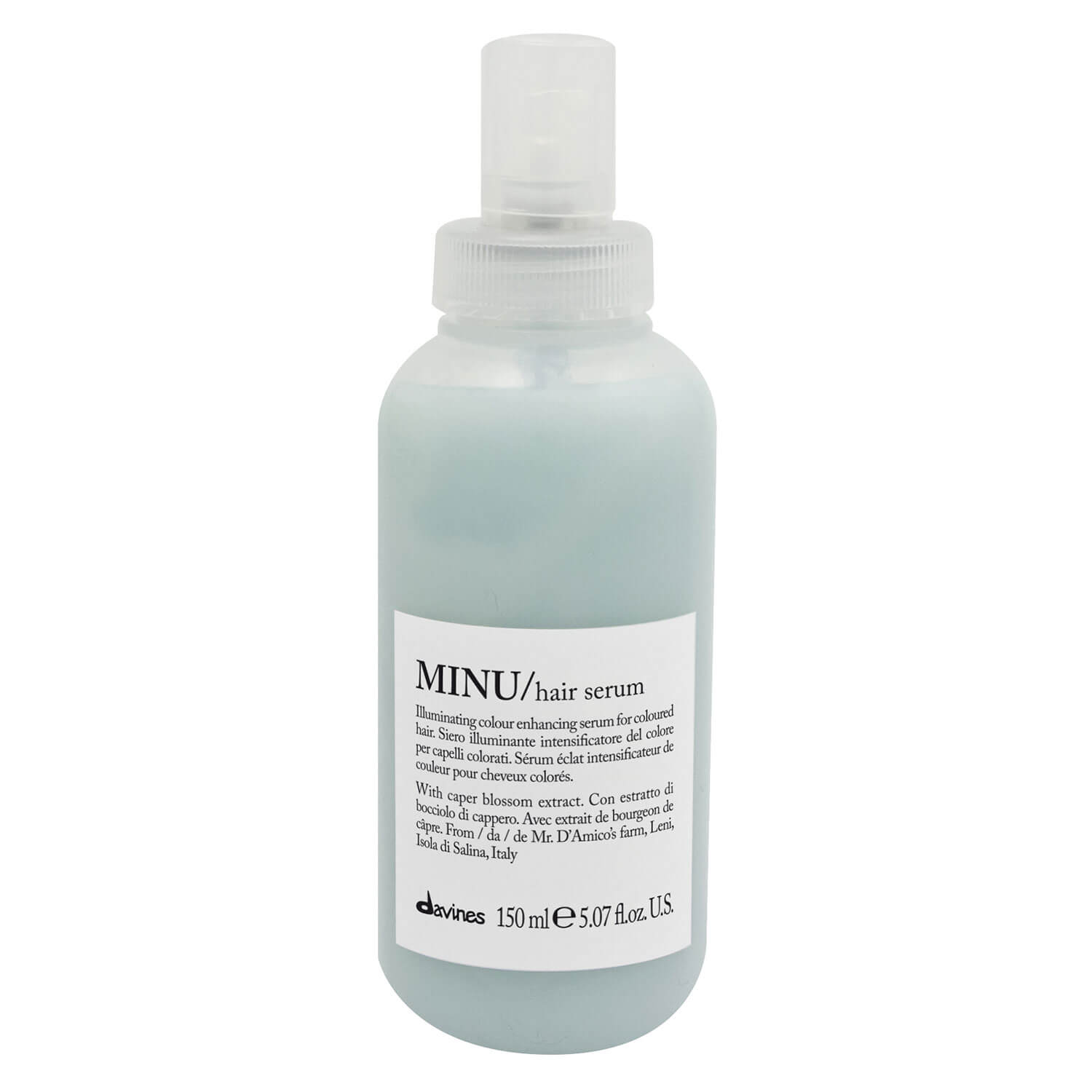 Essential Haircare - Minu Hair Serum