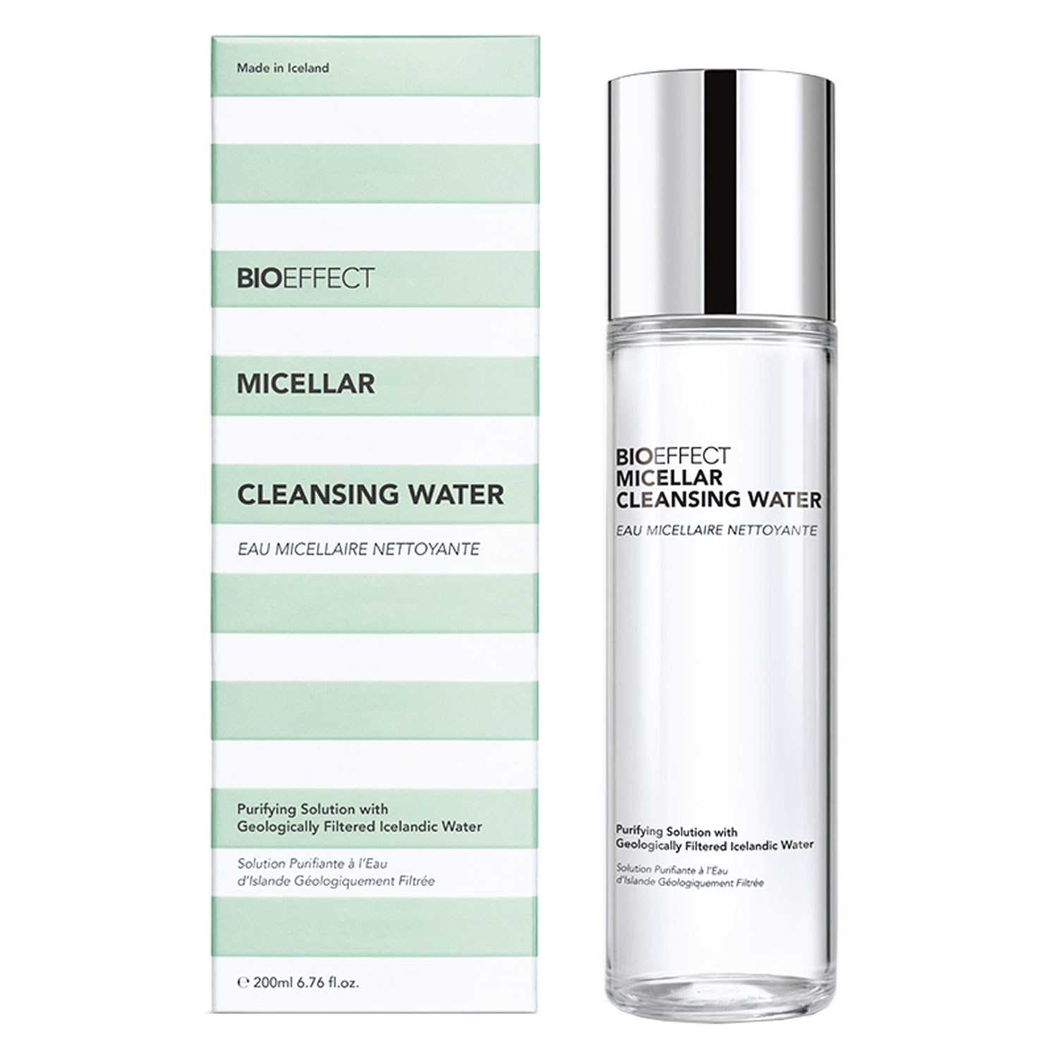 BIOEFFECT - MICELLAR CLEANSING WATER