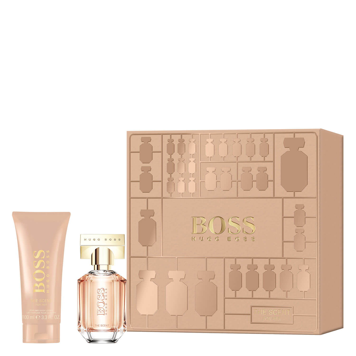 Boss The Scent - Eau de Parfum for Her Kit