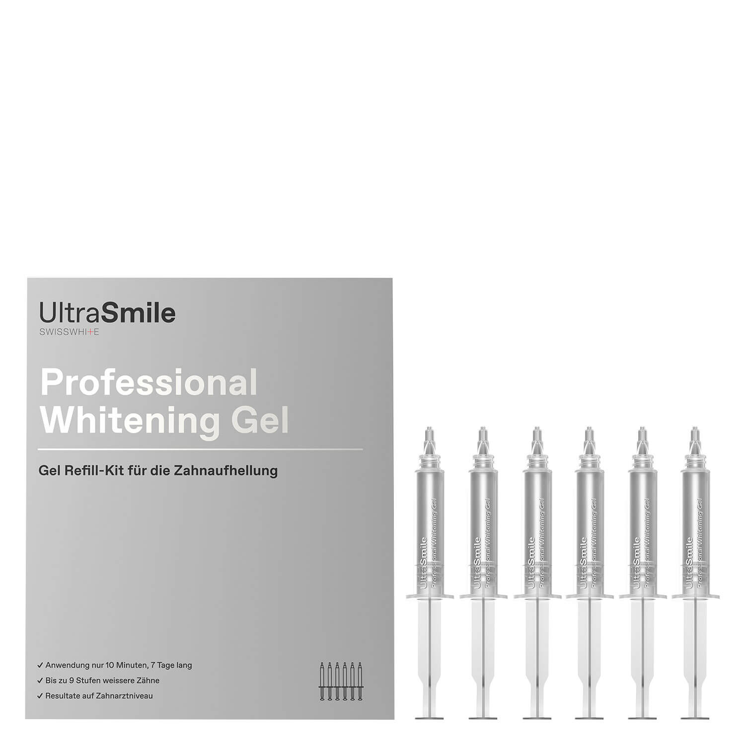 UltraSmile - Whitening Gel