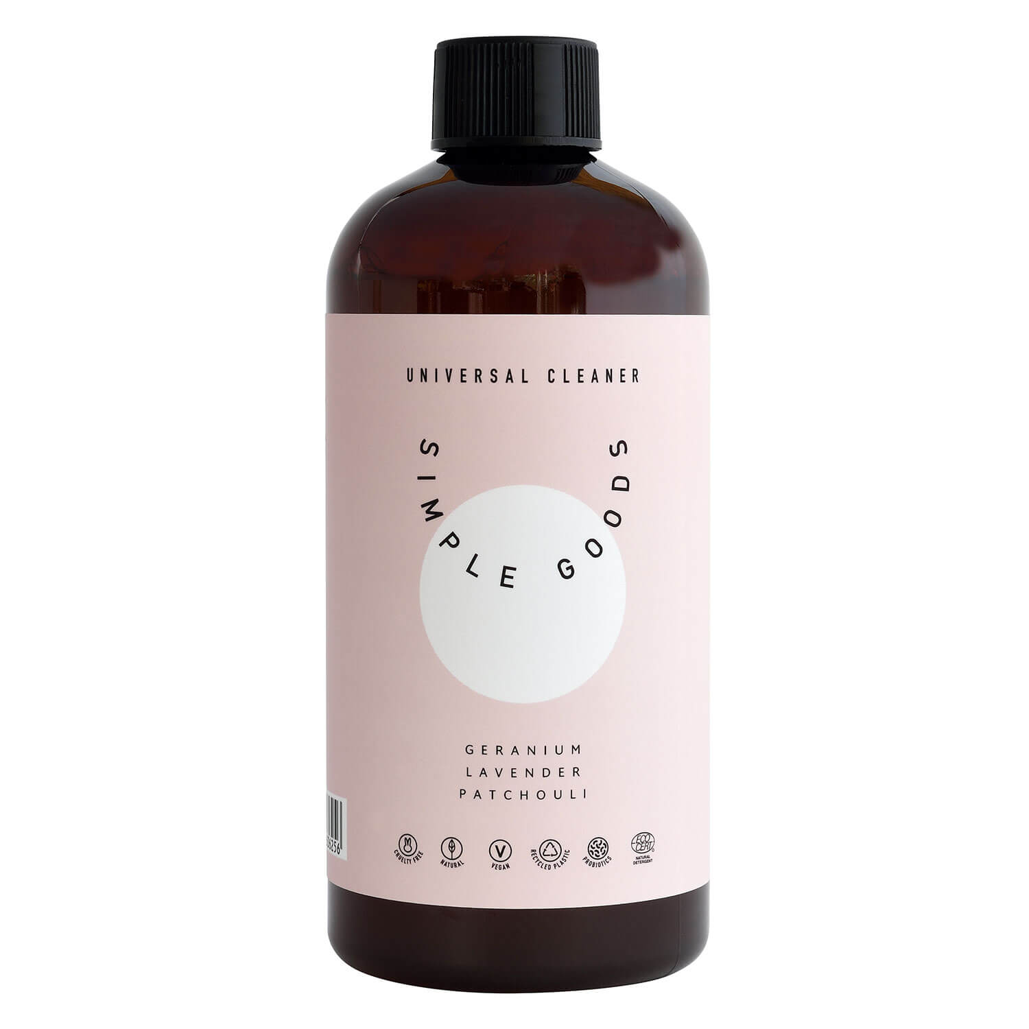 SIMPLE GOODS - Universal Cleaner Geranium, Lavender, Patchouli