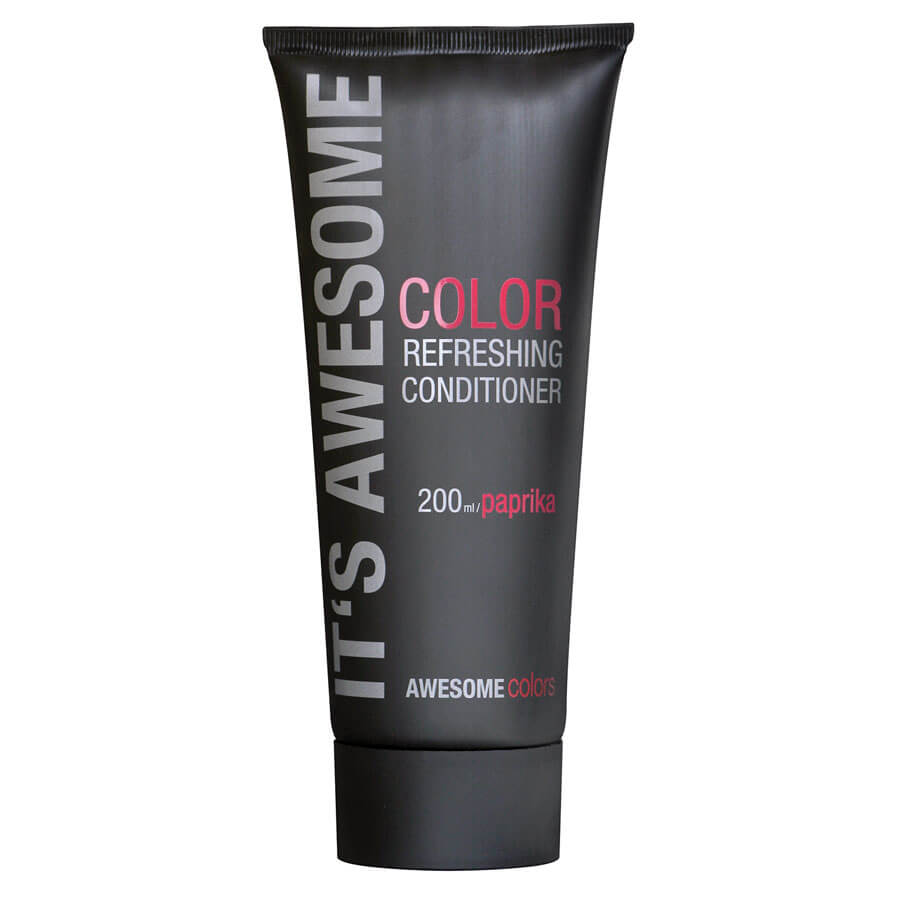 AWESOMEcolors Conditioner - Paprika