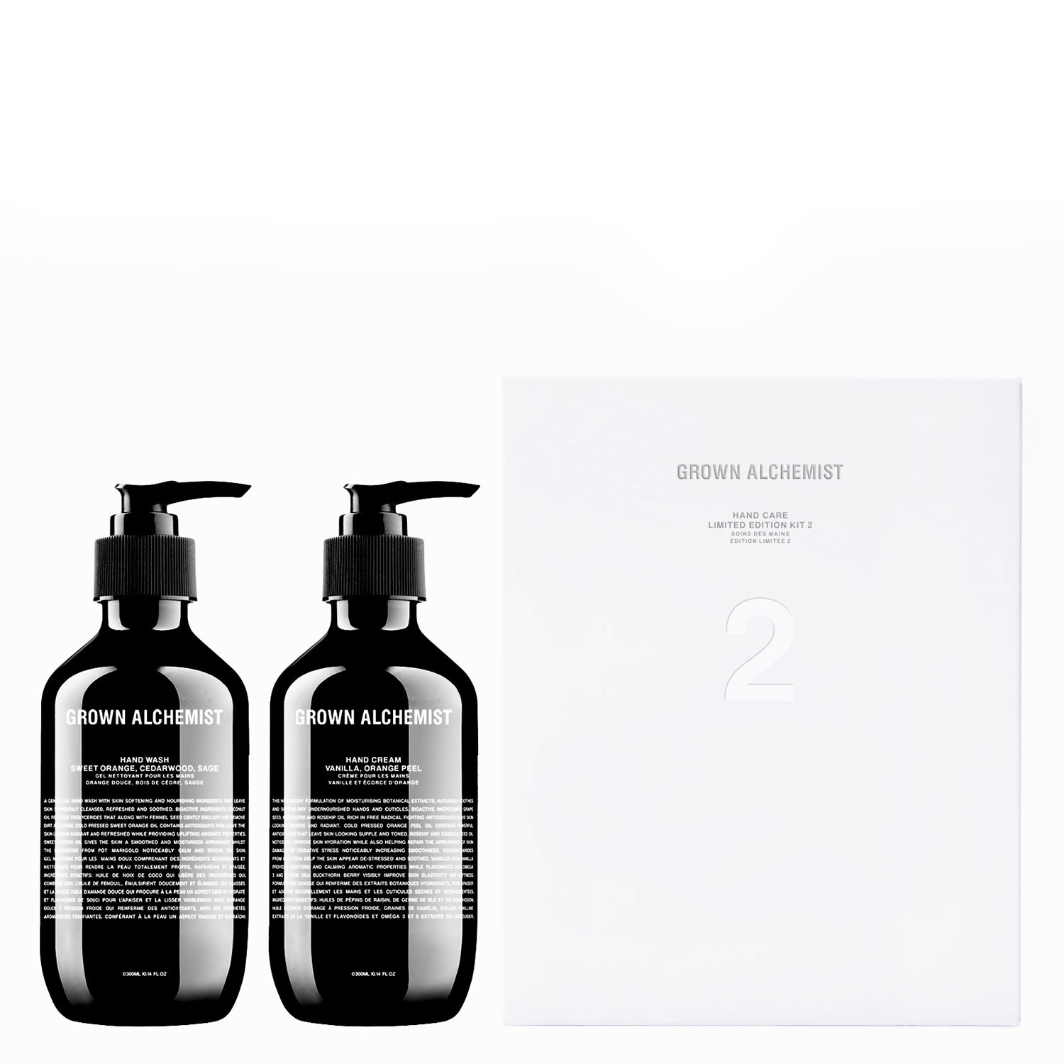 GROWN Beauty - Hand Wash & Hand Cream Set
