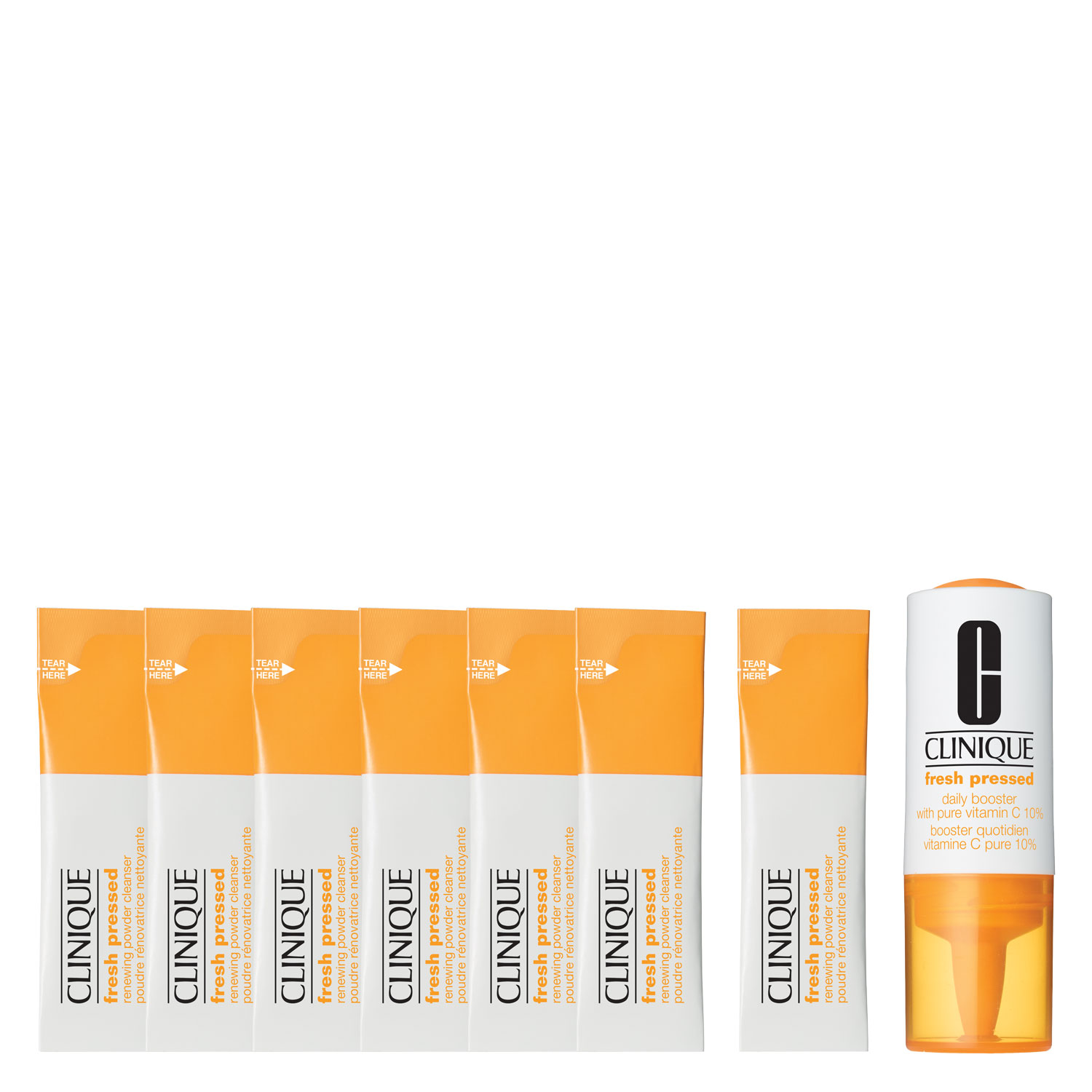 Clinique Fresh Pressed - Pure Vitamin C 7-Day Kit