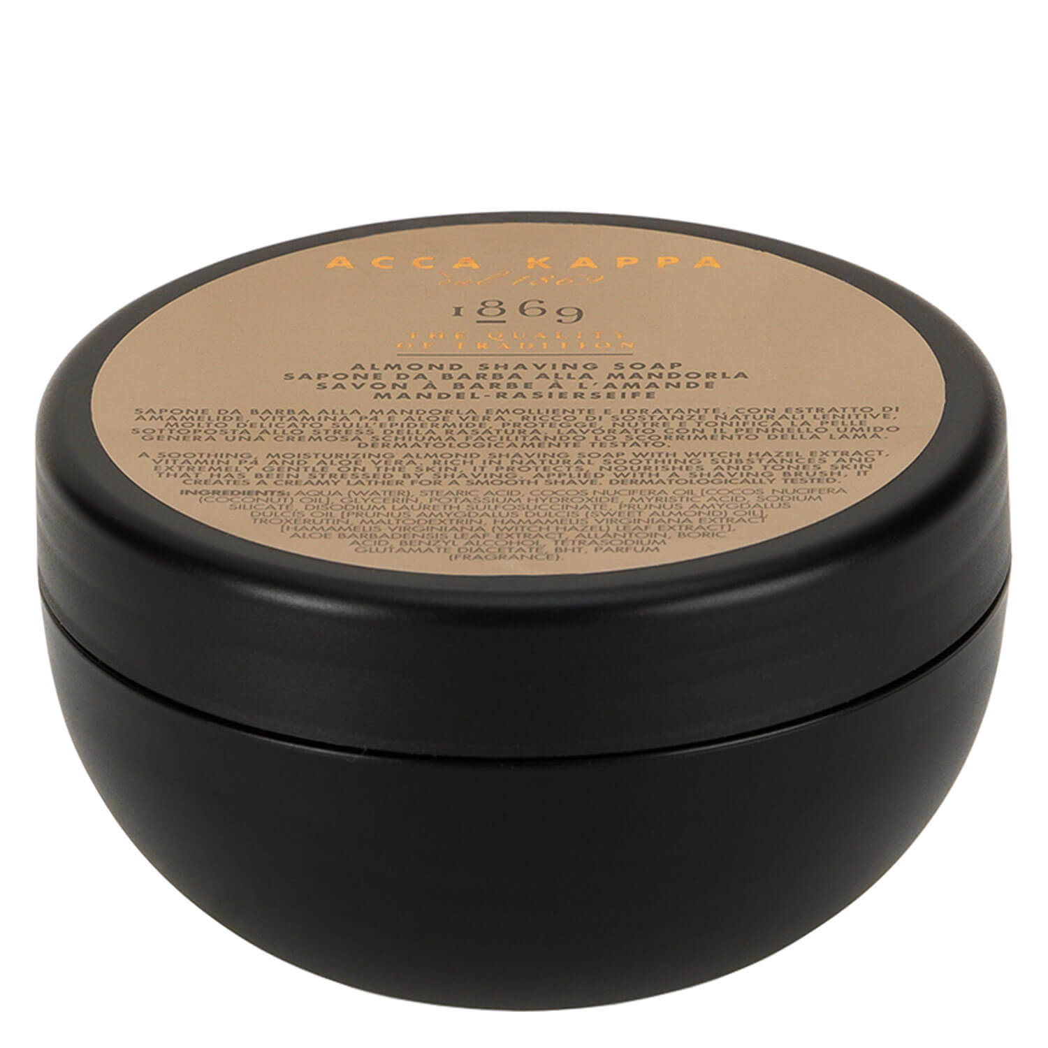 ACCA KAPPA - Almond Shaving Soap