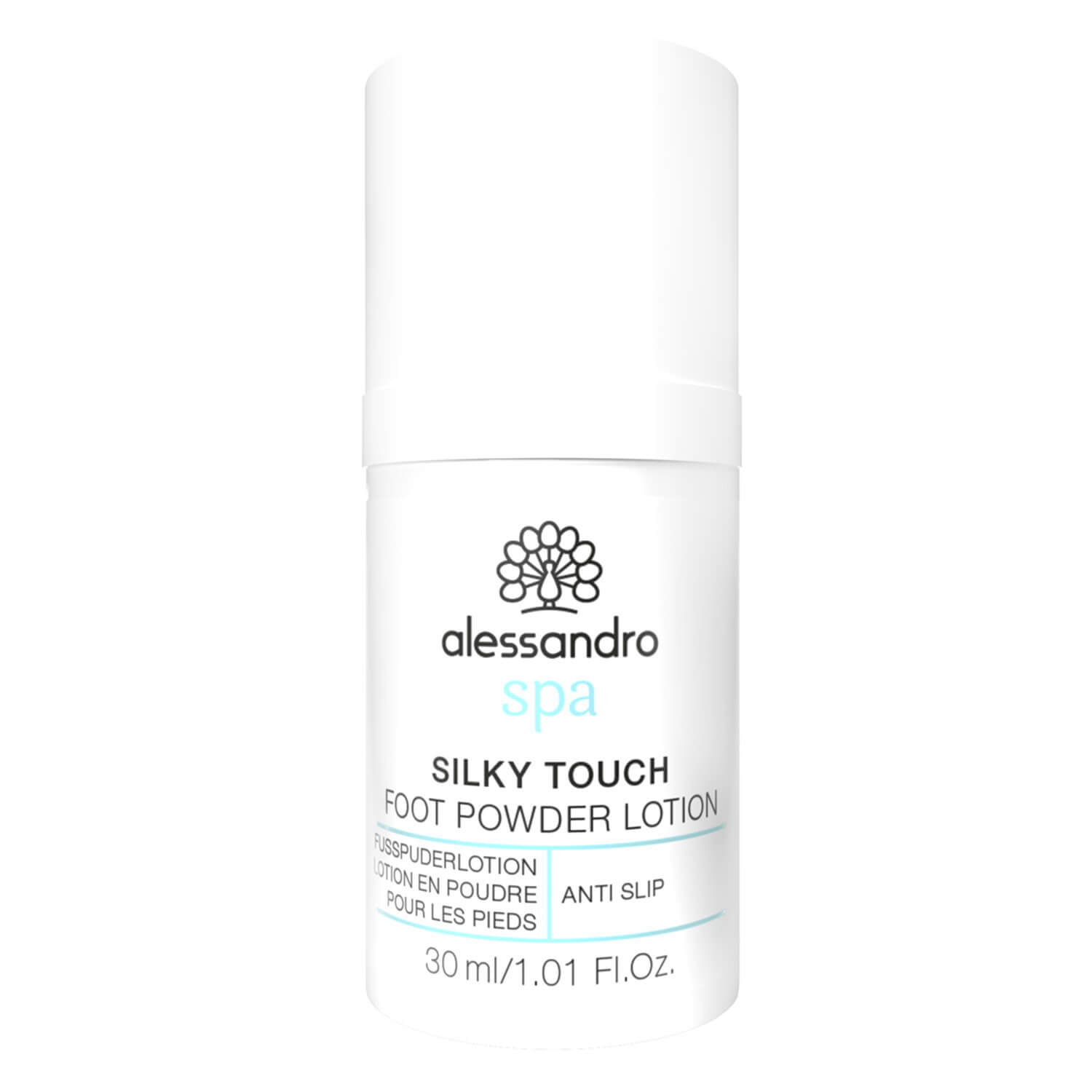 Alessandro Spa - Foot Silky Touch Foot Powder Lotion