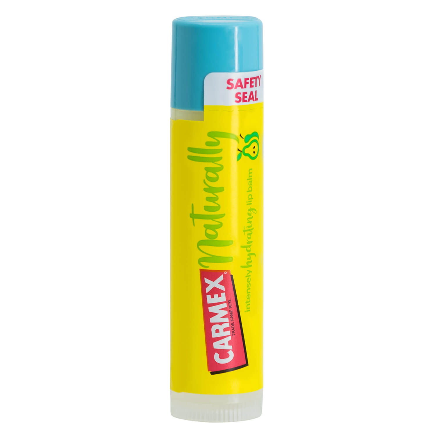 CARMEX - Naturally Intensely Hydrating Lip Balm Pear