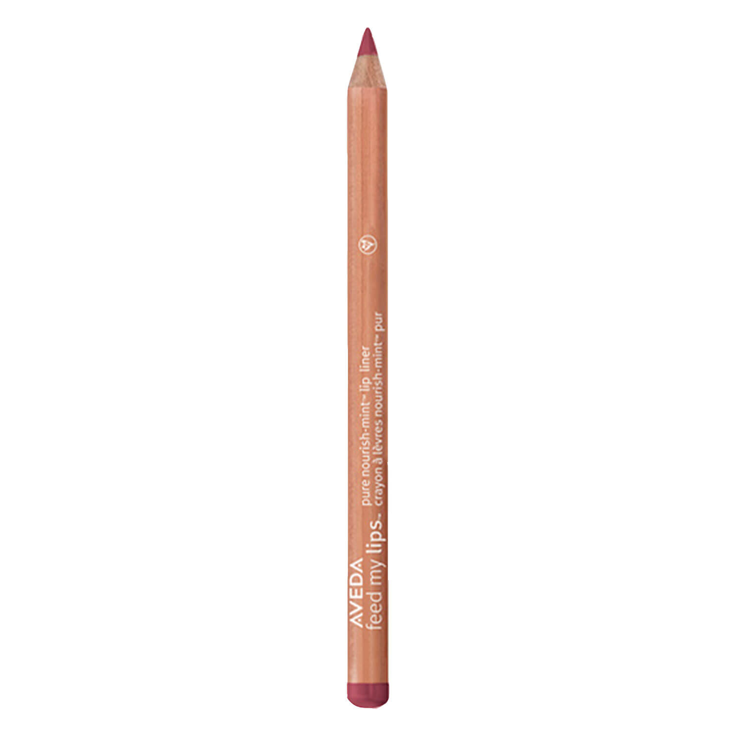 feed my lips - pure nourish-mint lip liner Spiced Peach