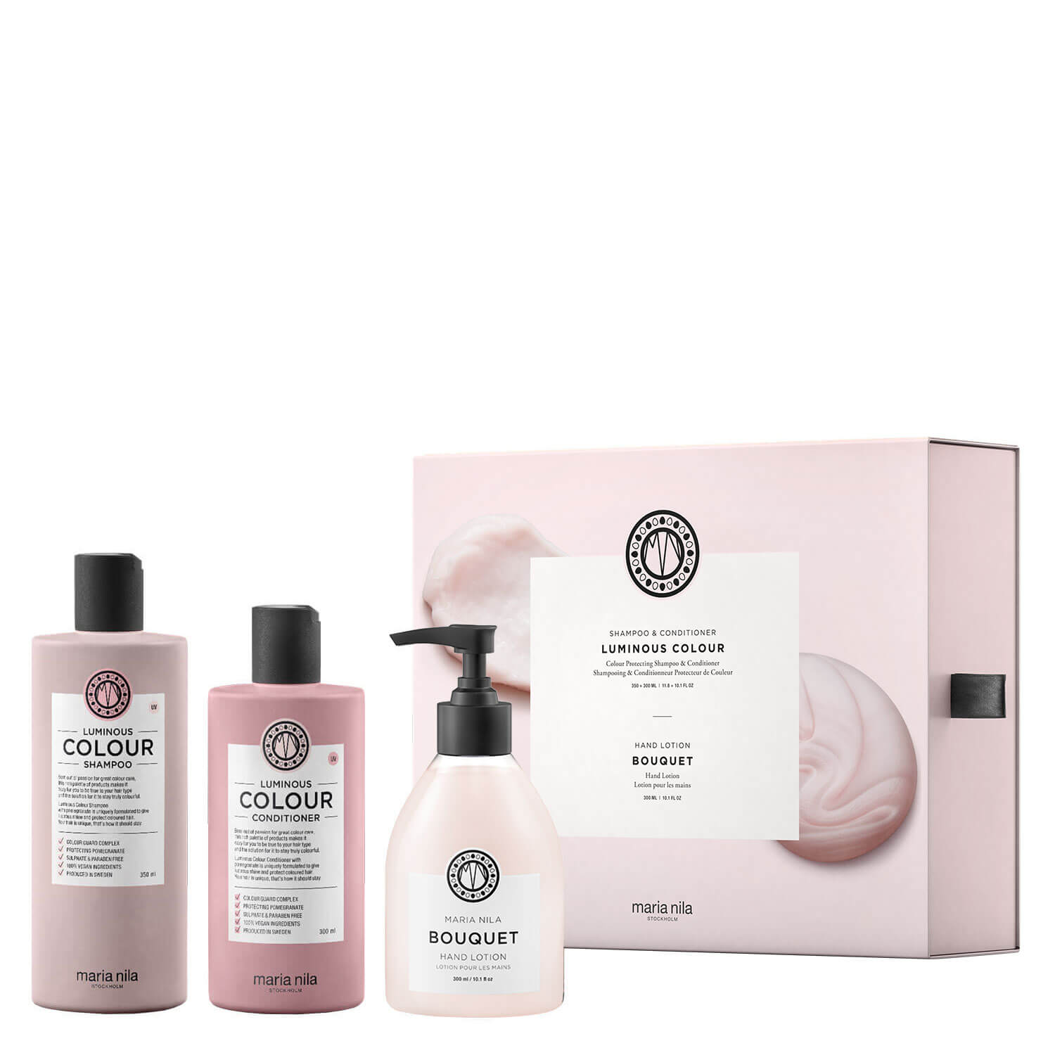 Care & Style - Luminous Colour Kit