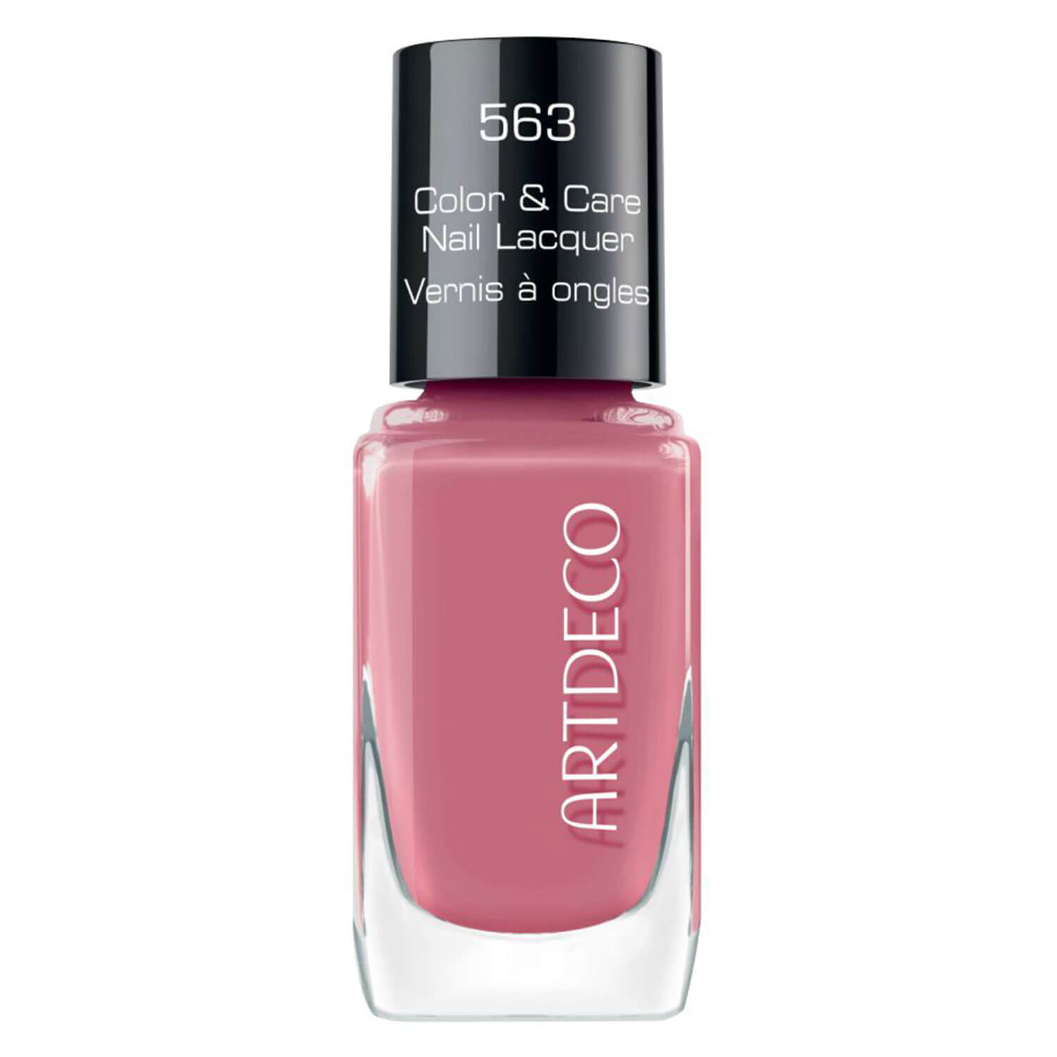 Color & Care - Nail Lacquer Orchid 563