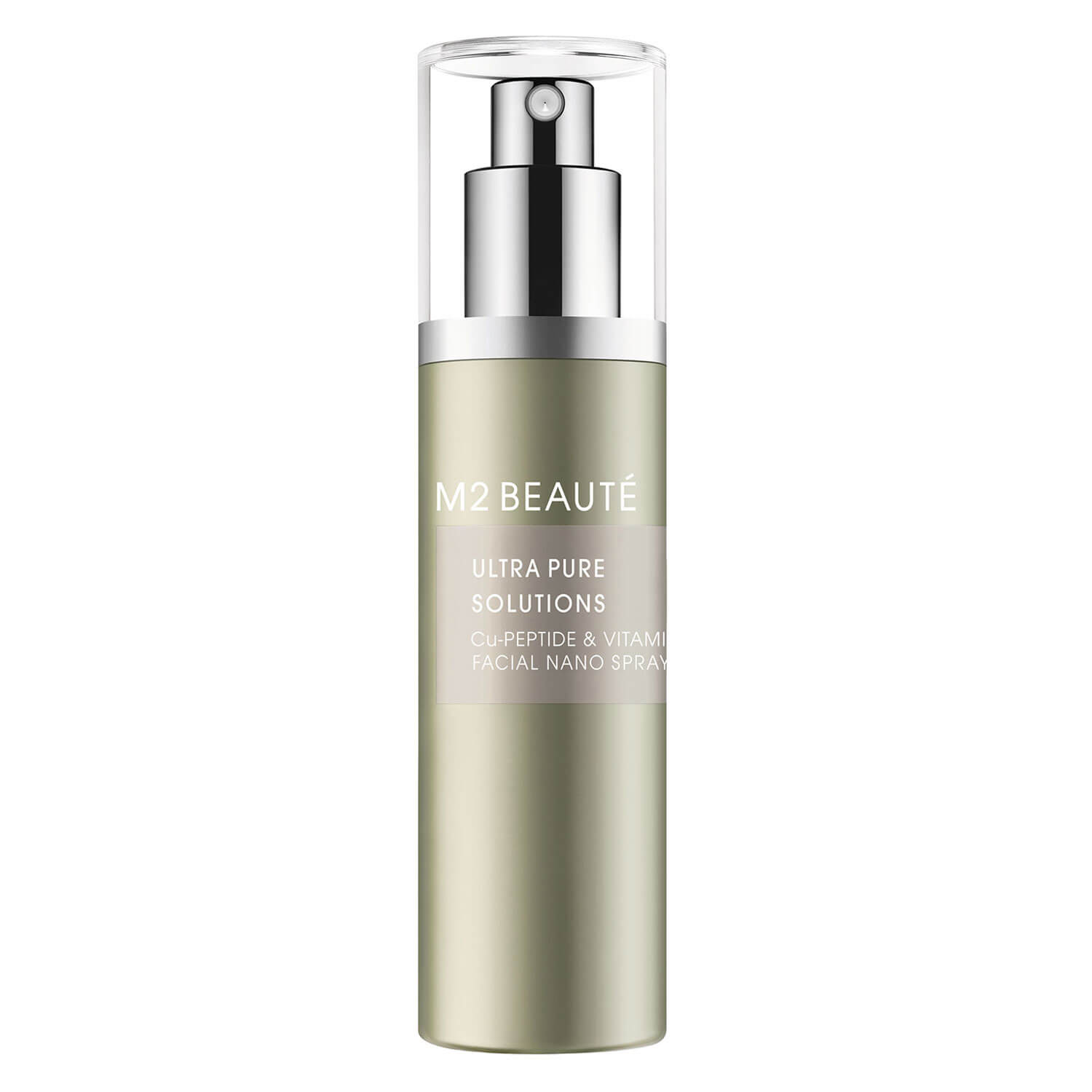 M2Beauté - Ultra Pure Solutions Cu-Peptide & Vitamin B Facial Nano Spray