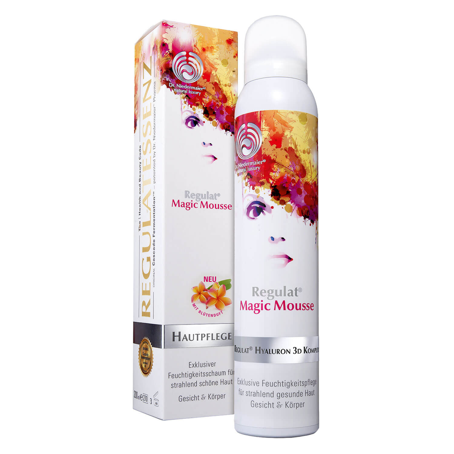 Regulat® Beauty - Magic Mousse