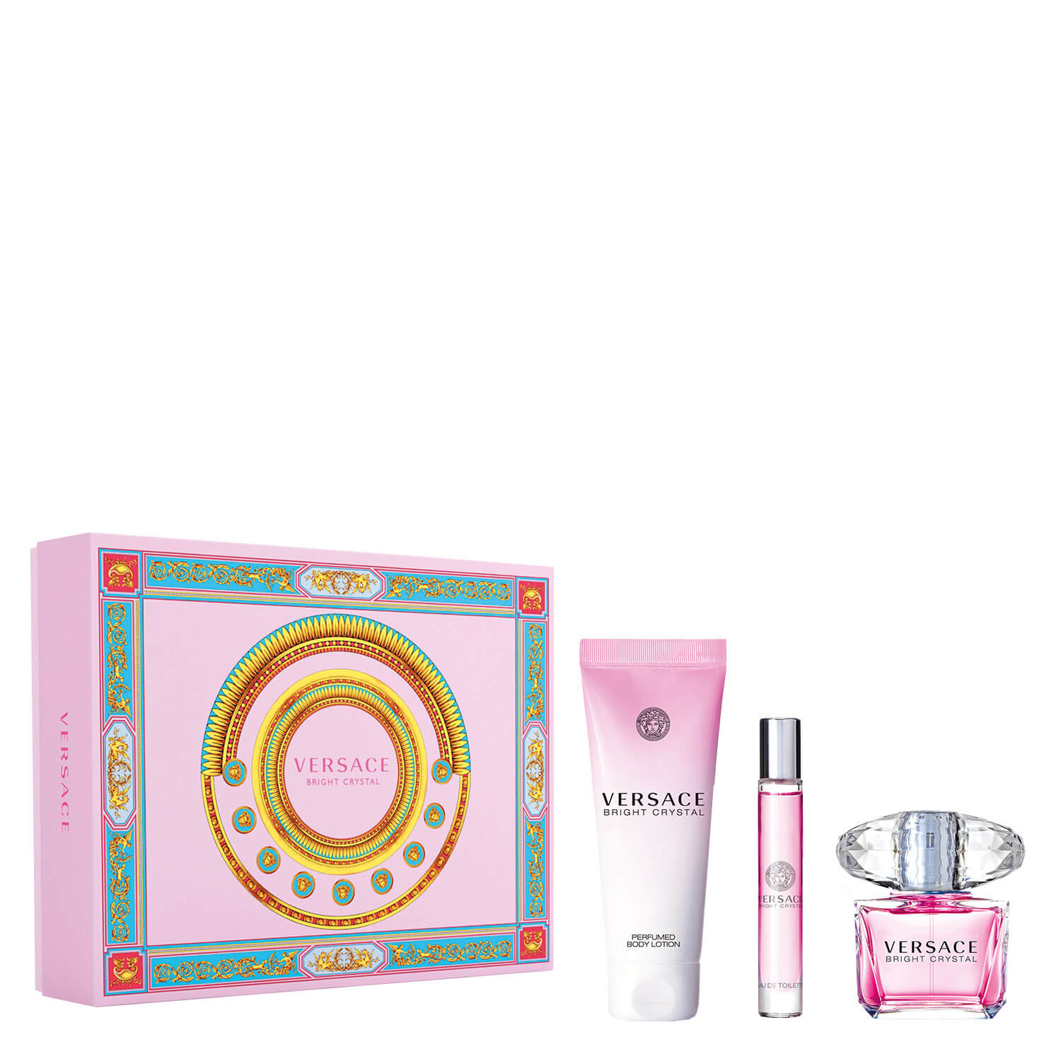 Bright Crystal - Eau de Toilette Kit