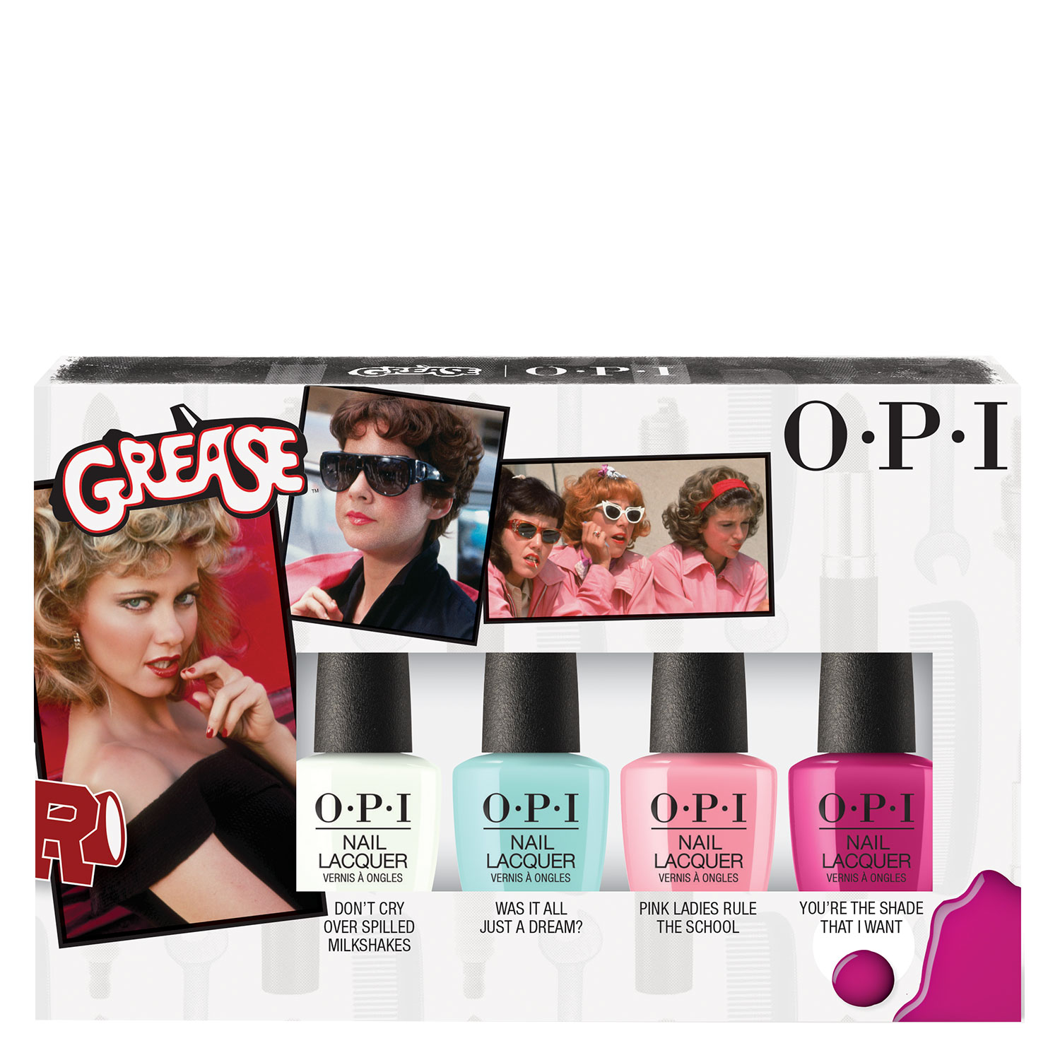 Grease - Mini Pack
