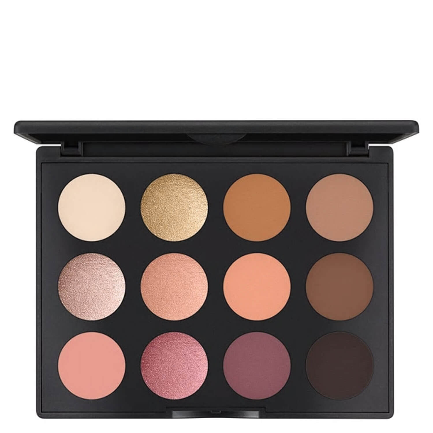 Art Library - Eye Shadow x12 Nude Model