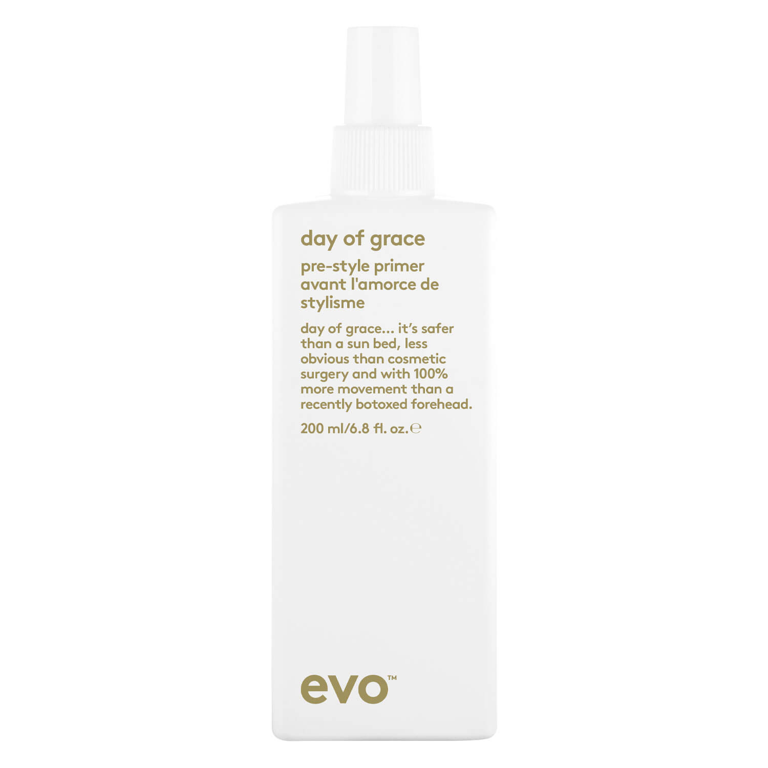evo volume - day of grace leave-in conditioner
