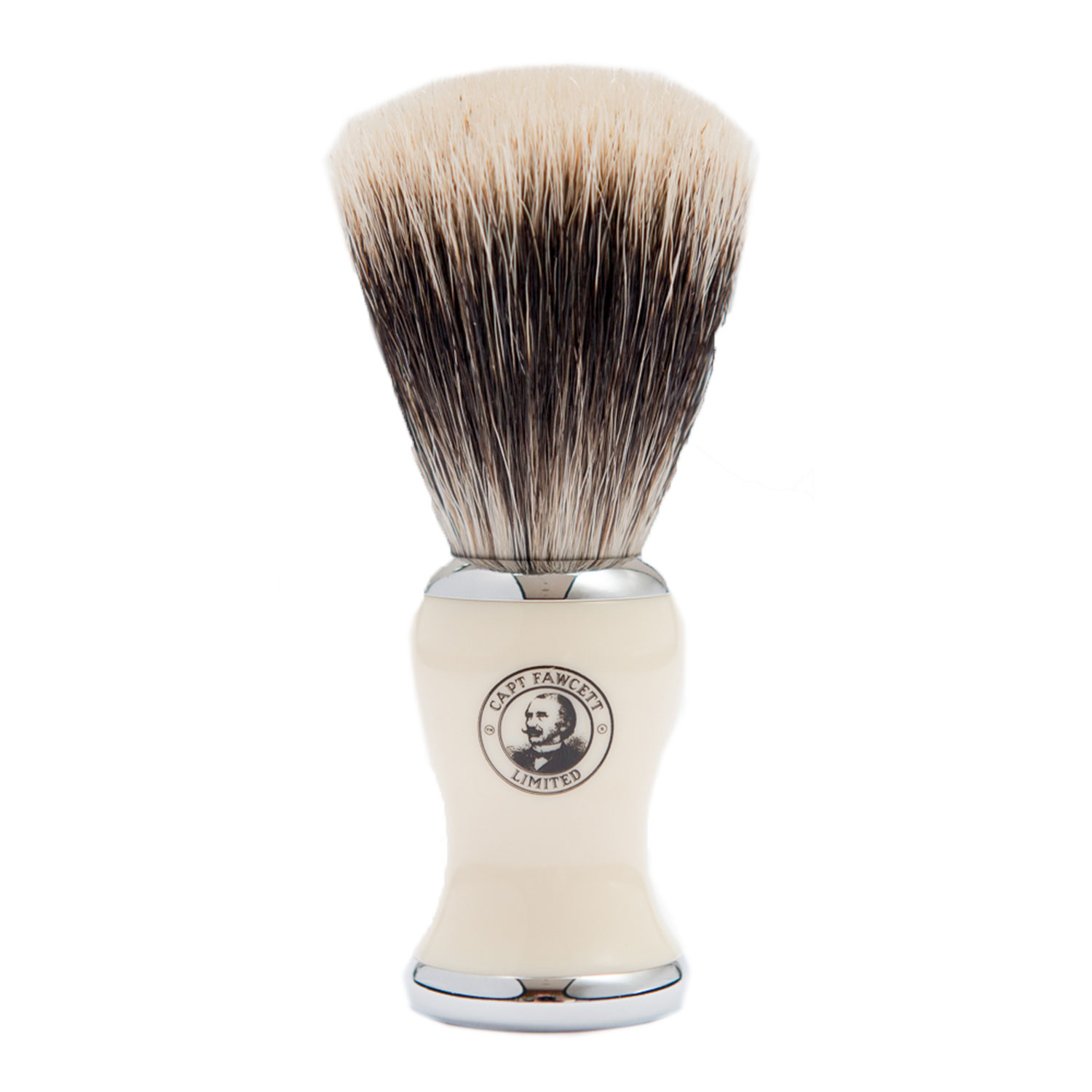Capt. Fawcett Tools - Best Badger Shaving Brush