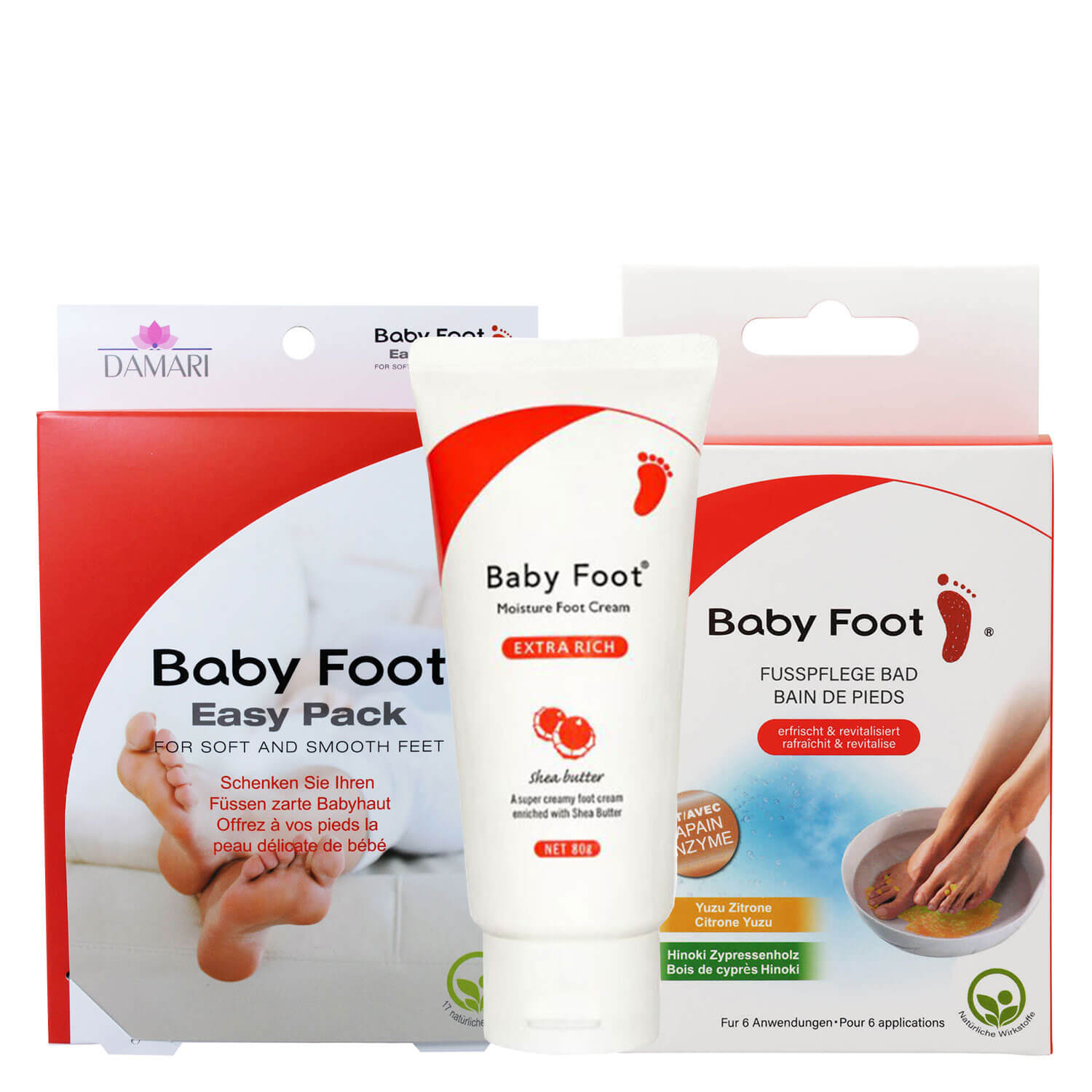 Baby Foot - Trio Set