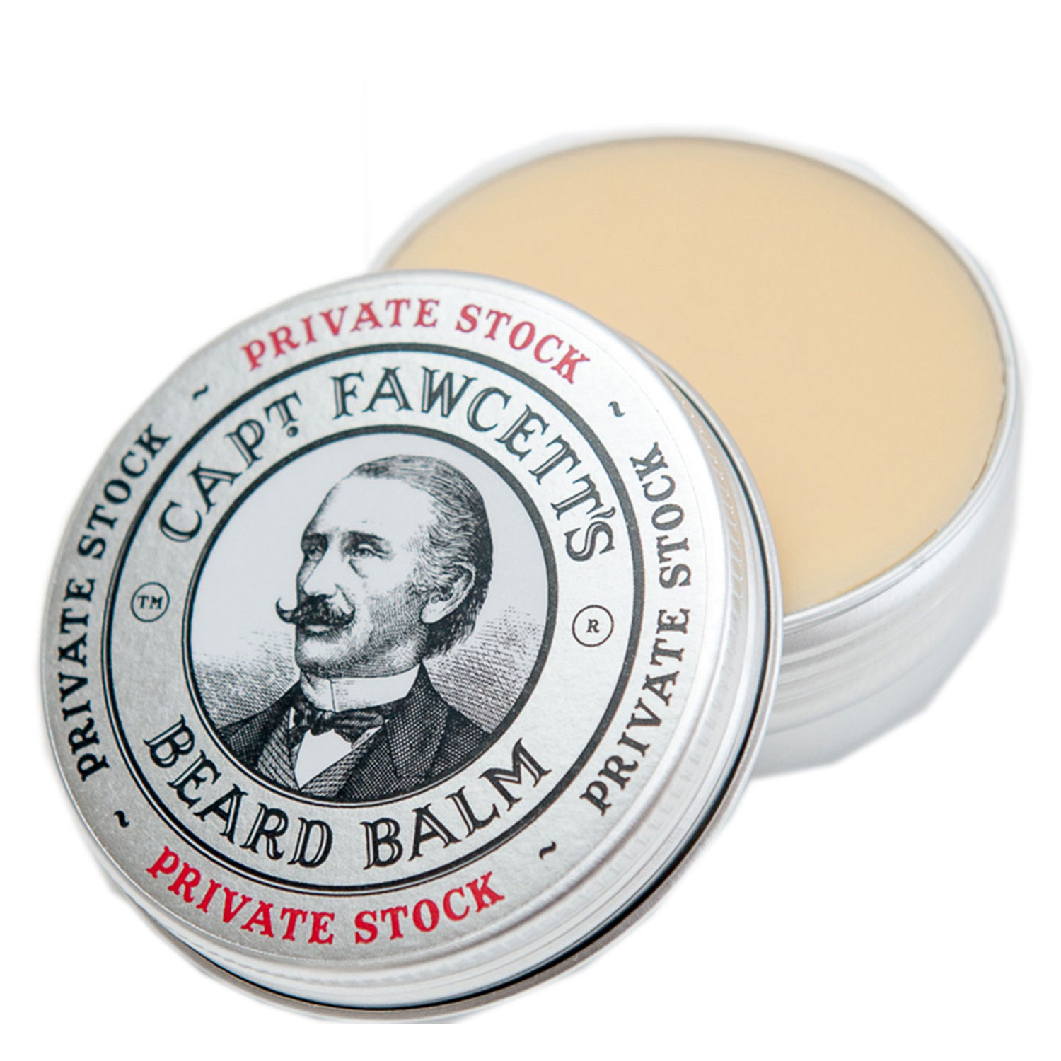 Capt. Fawcett Care - Private Stock Beard Balm