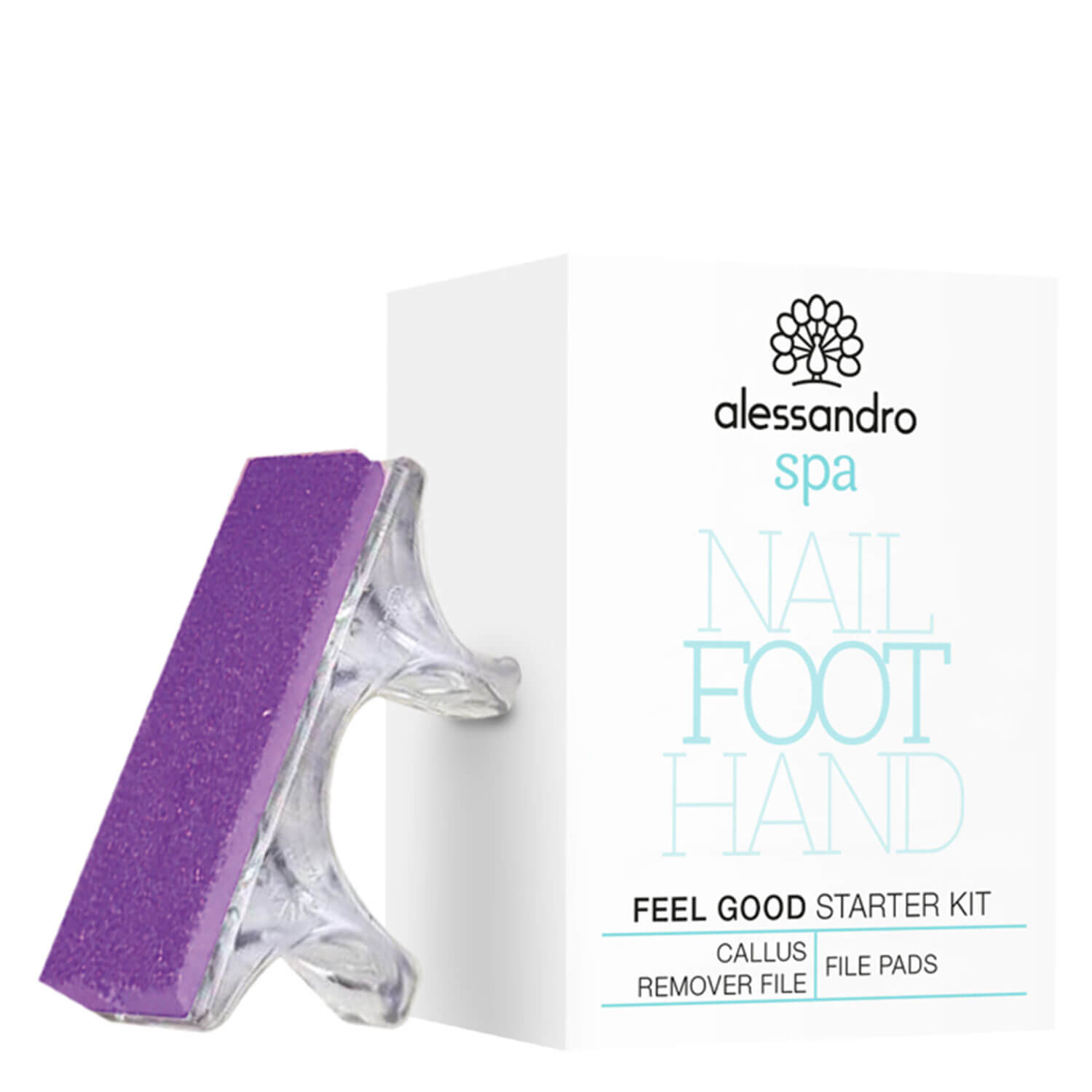 Alessandro Spa - Foot Feel Good Starter Kit