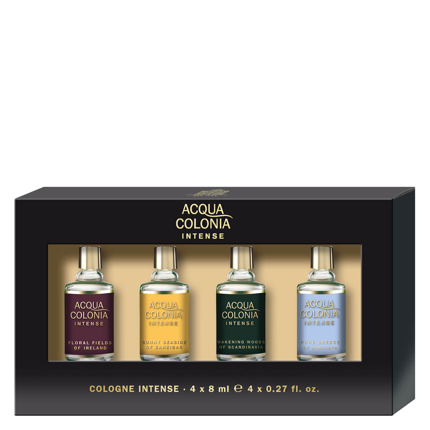 N°4711 - Miniature Acqua Colonia Intense Set
