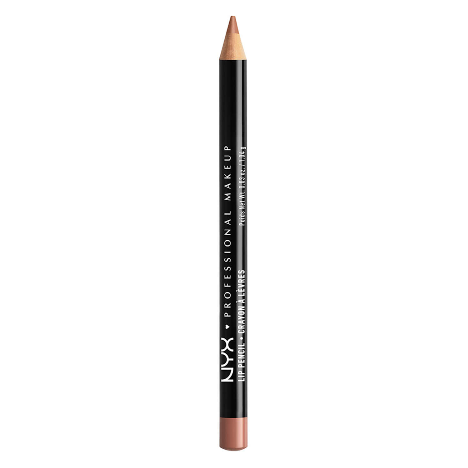 NYX Liner - Slim Lip Pencil Natural