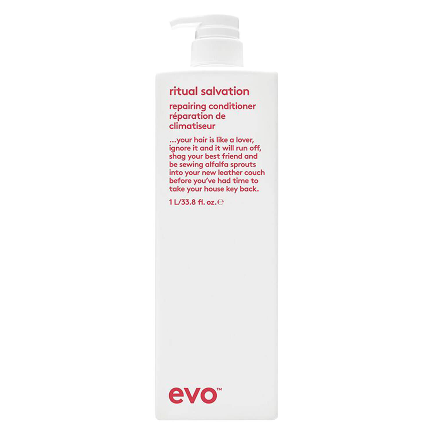 evo care - ritual salvation repairing conditioner
