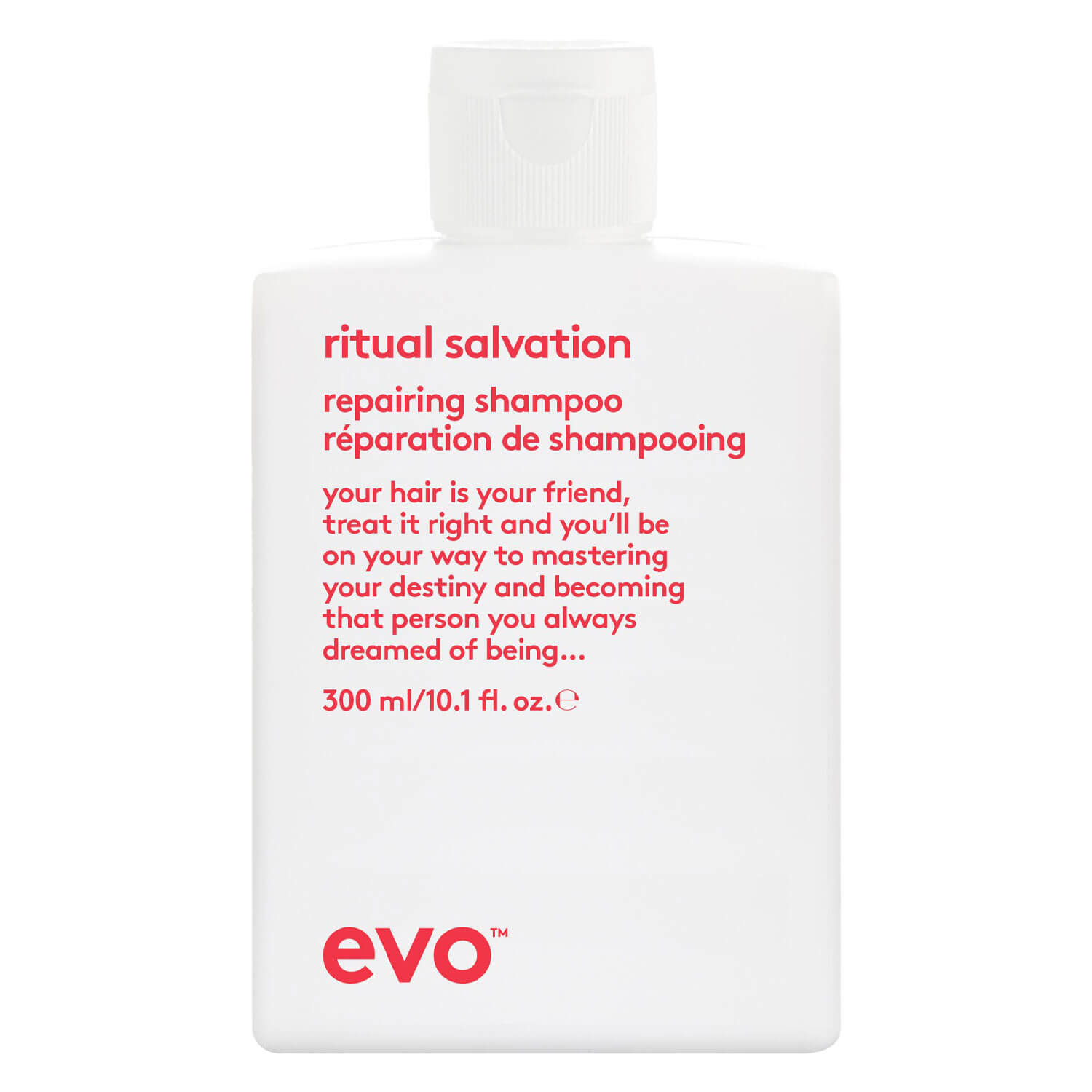 evo care - ritual salvation care shampoo