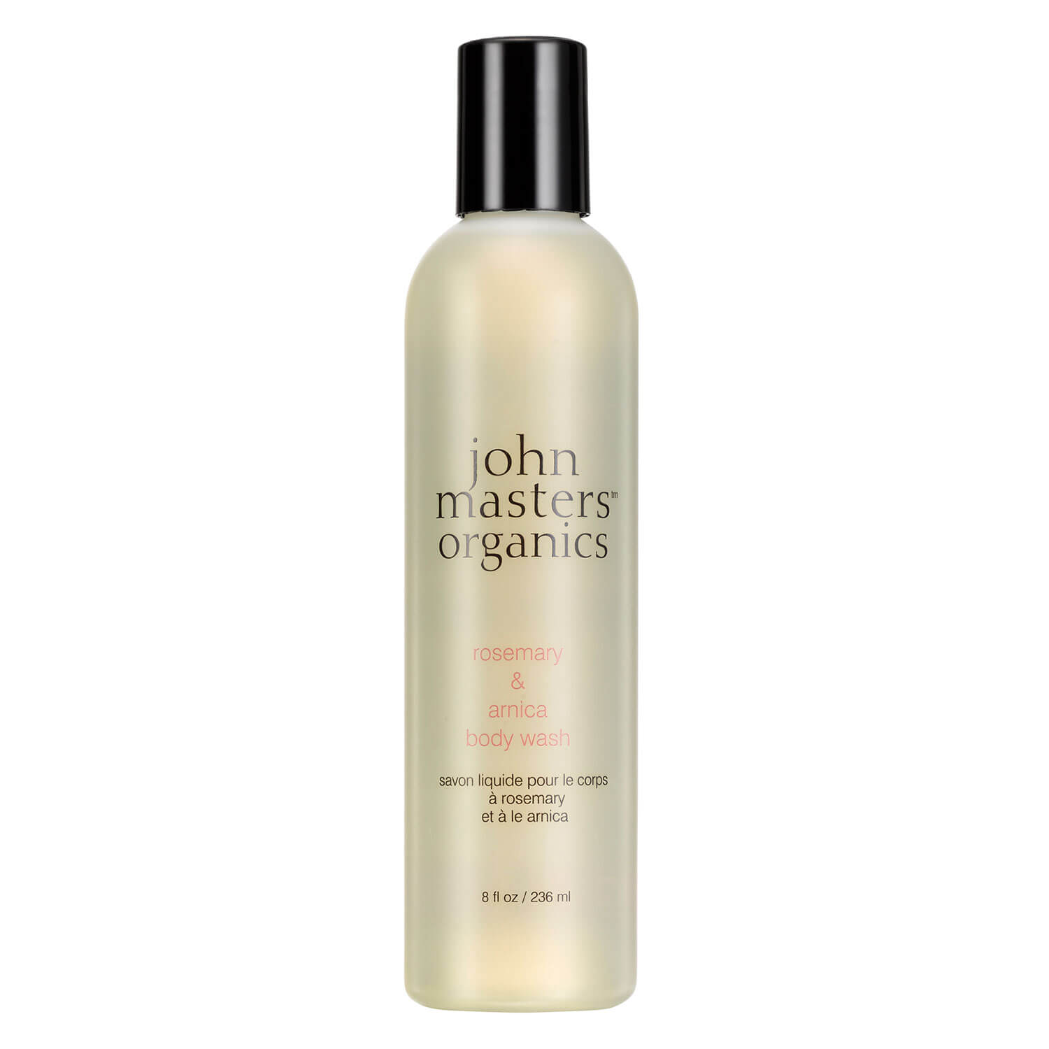JMO Skin & Body Care - Rosemary & Arnica Body Wash