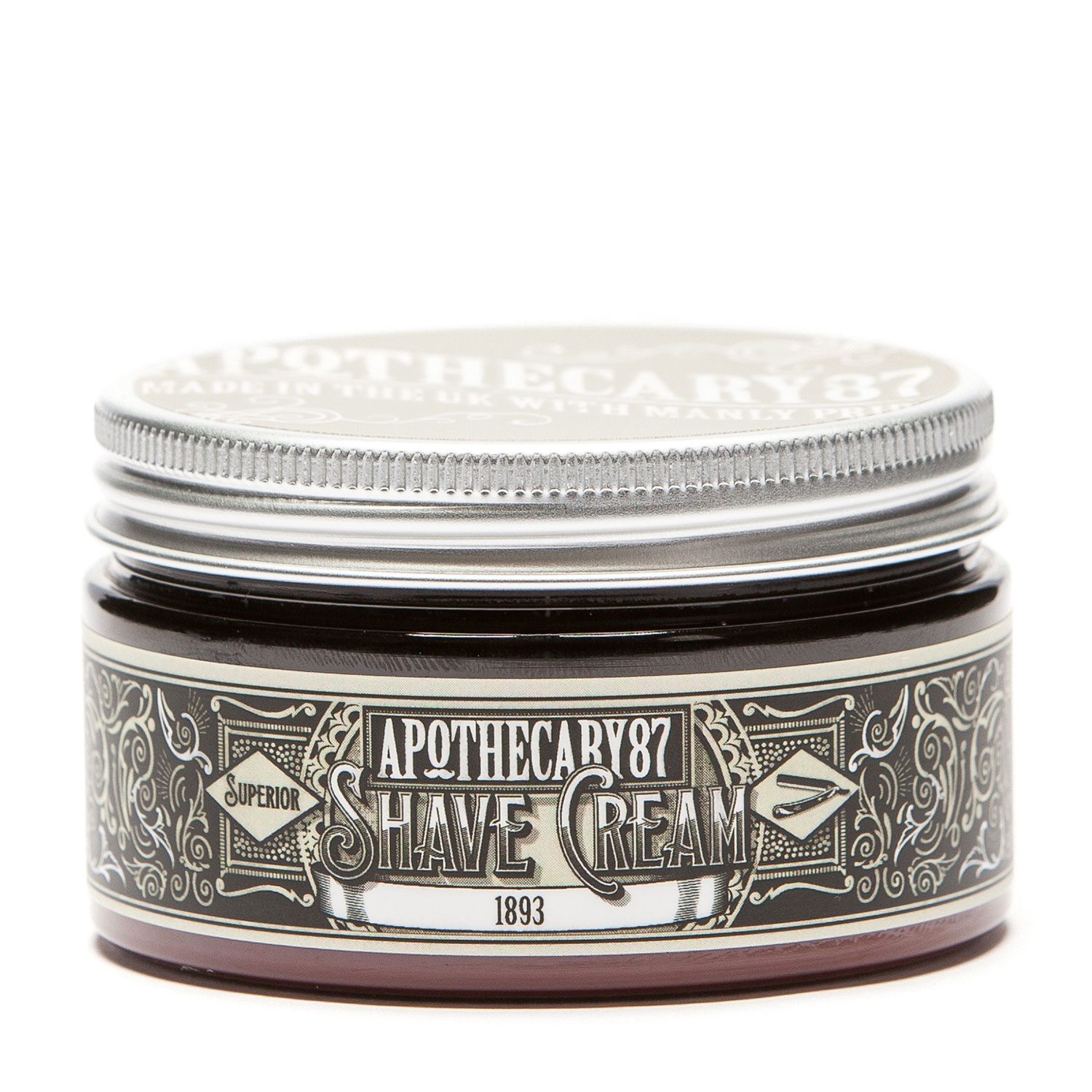 Apothecary87 Grooming - Shave Cream 1893 Fragrance