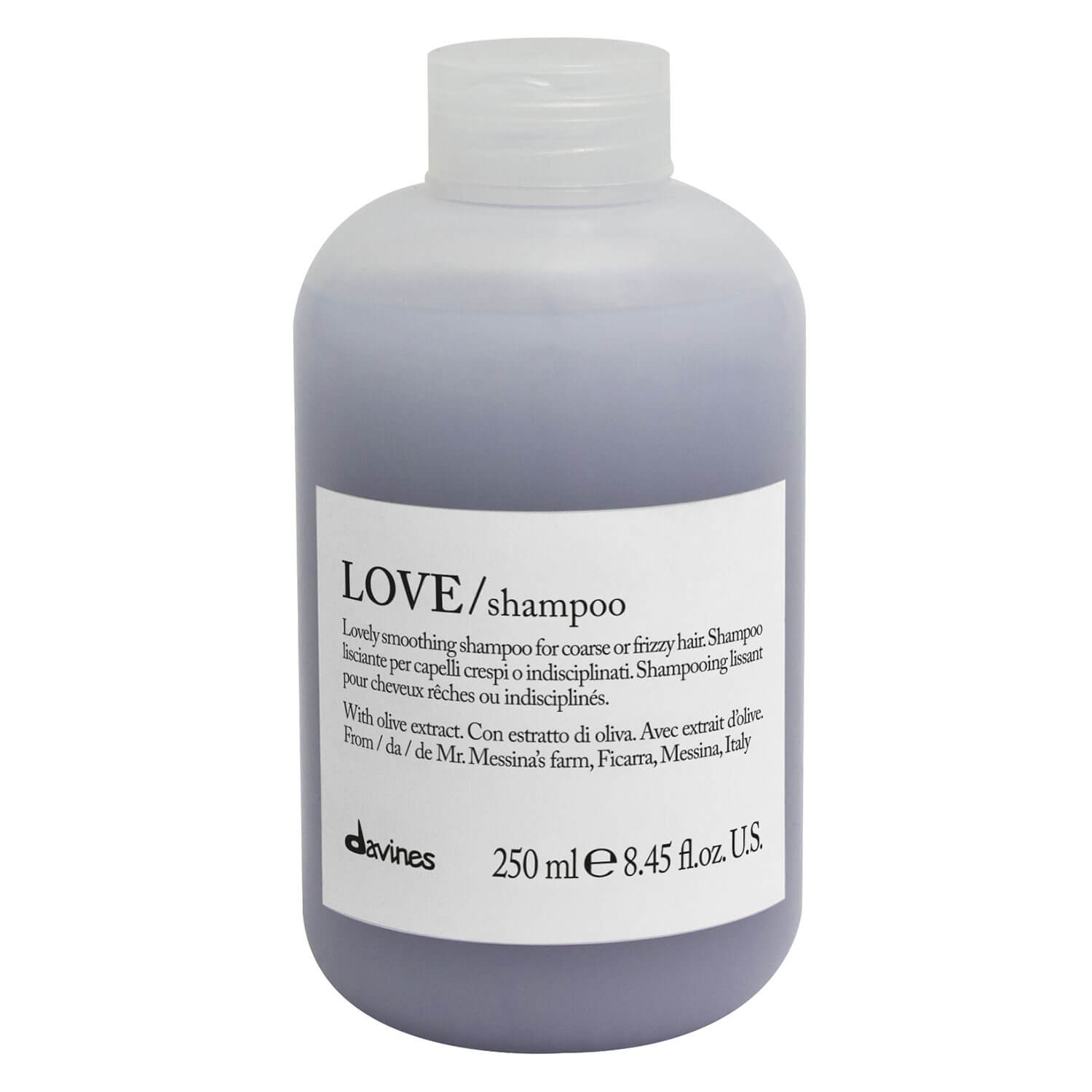Essential Haircare - LOVE Smoothing Shampoo