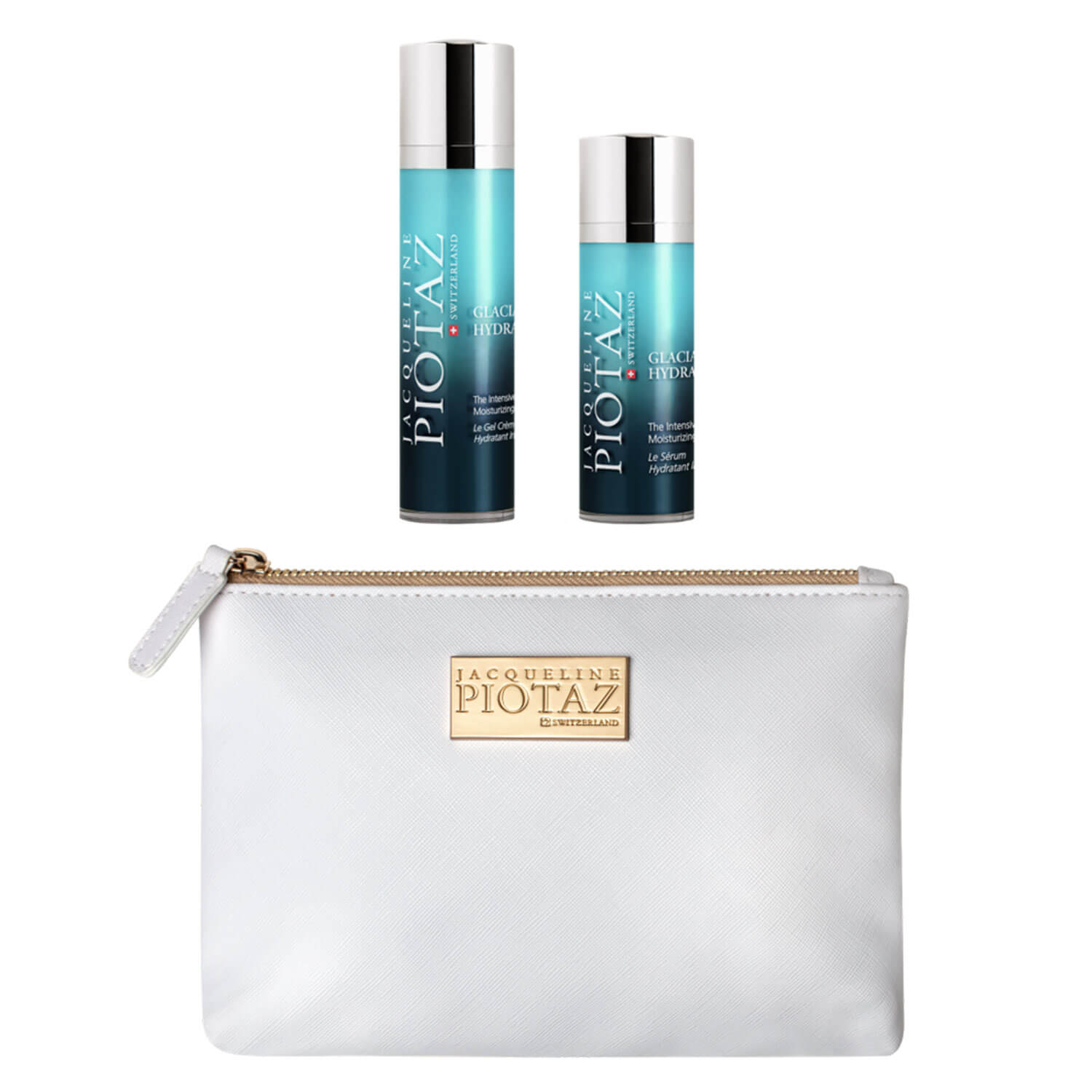 Glacial Hydration - The Mosturizing Gift Set