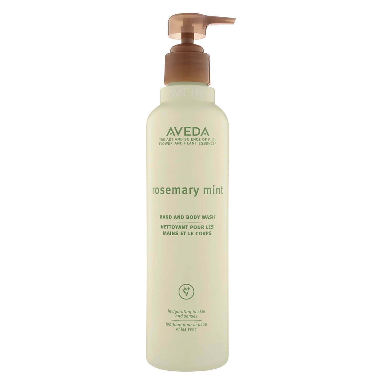 rosemary mint - hand & body wash