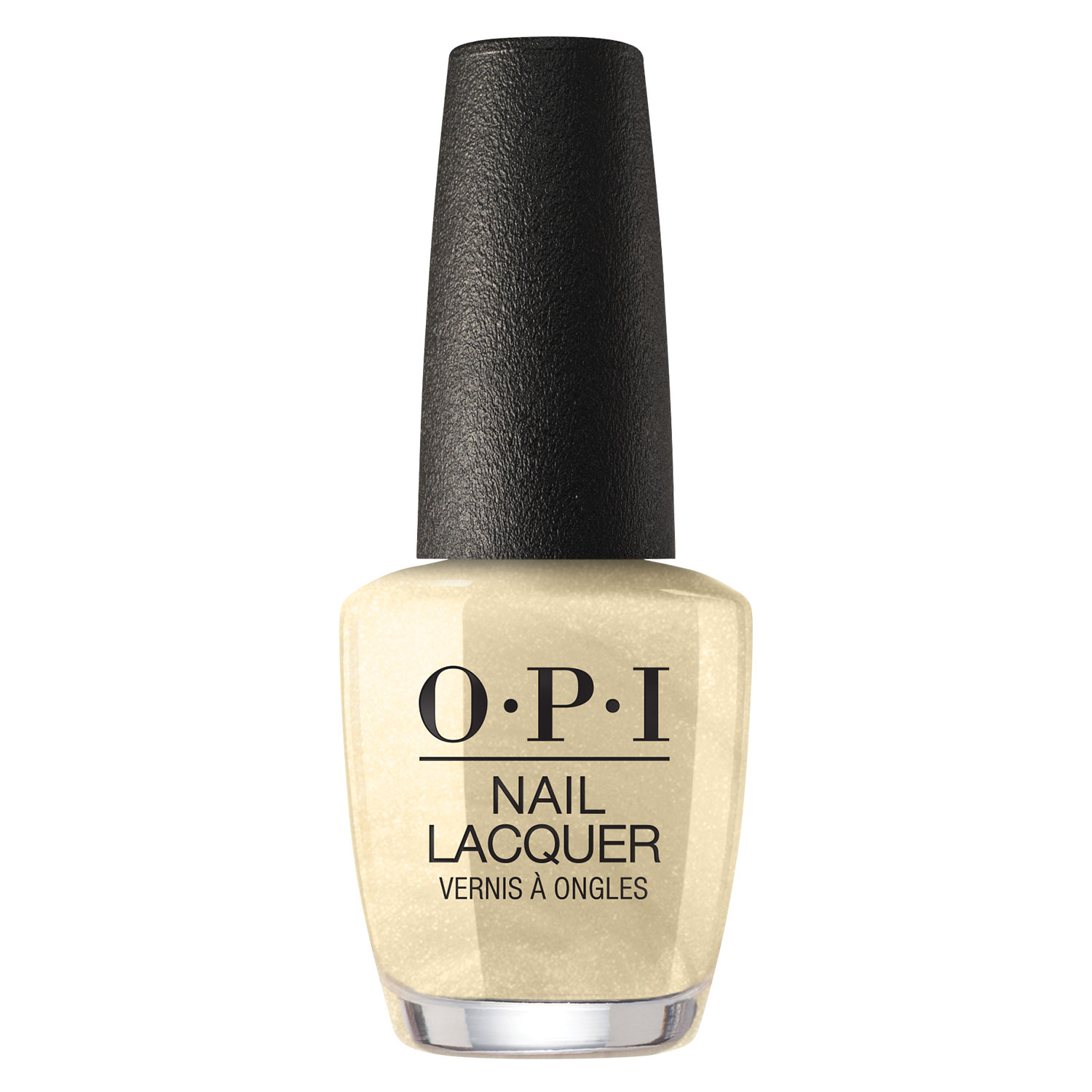 Love OPI, XOXO - Gift of Gold Never Gets Old