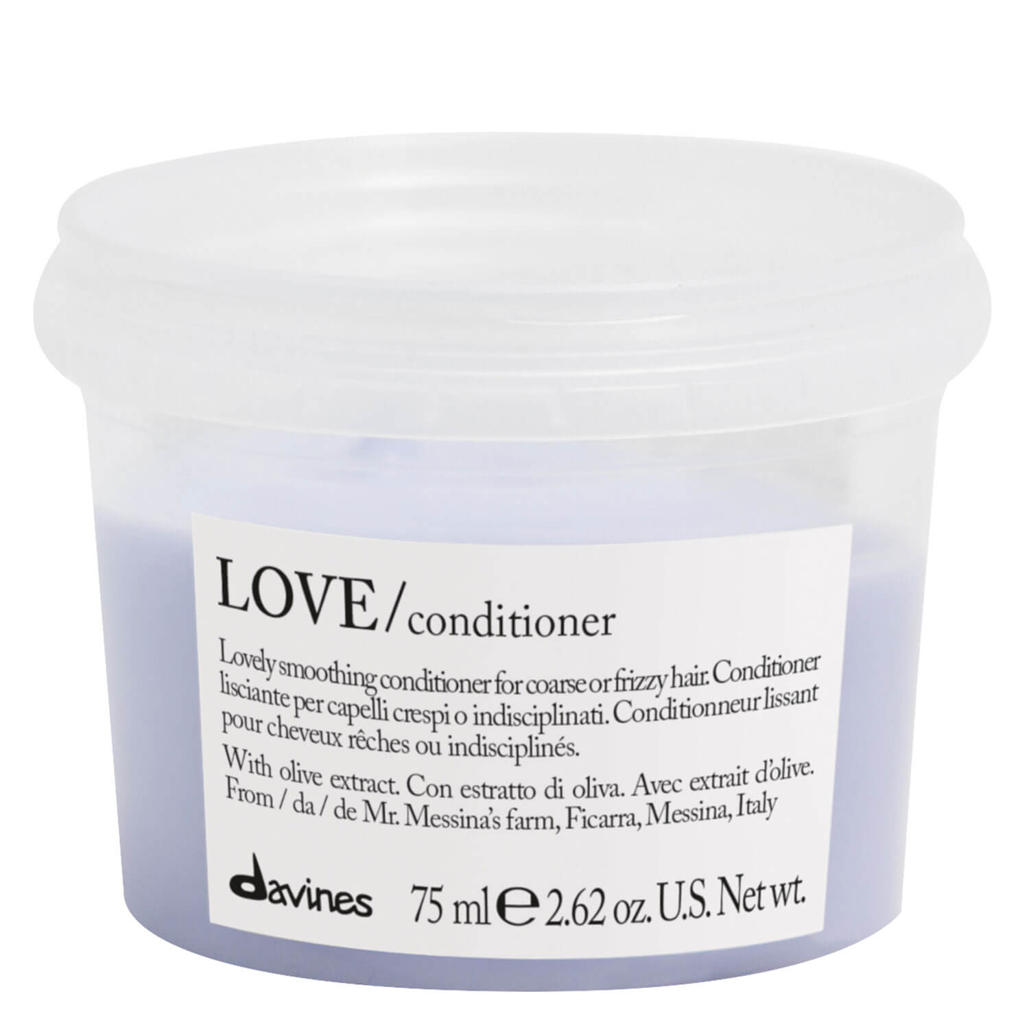 Essential Haircare - LOVE Smoothing Conditioner