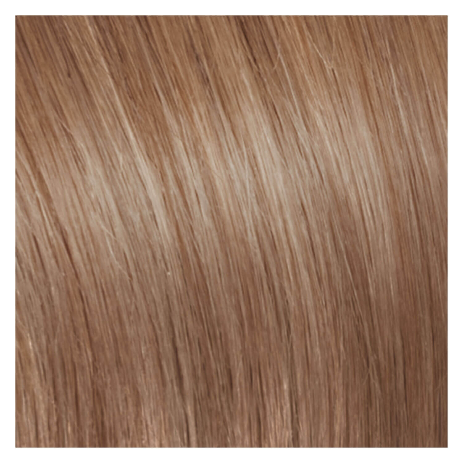 SHE Clip In-System Hair Extensions - 9-teiliges Set 27 Mittel Goldblond 50/55cm