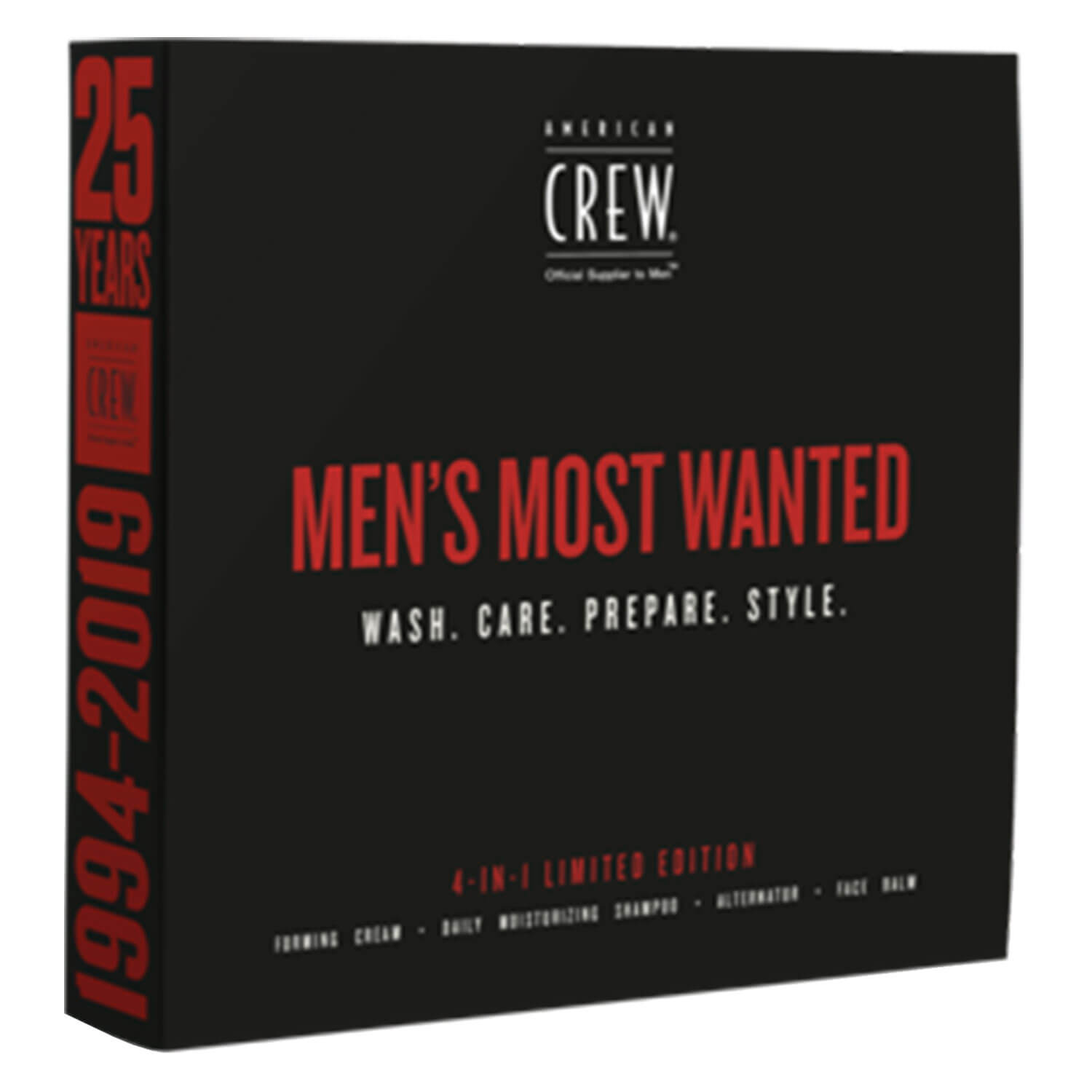 American Crew Specials - Men's Most Wanted Strong Hold Grooming Kit