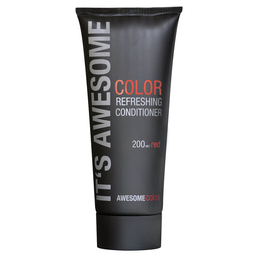 AWESOMEcolors Conditioner - Rot