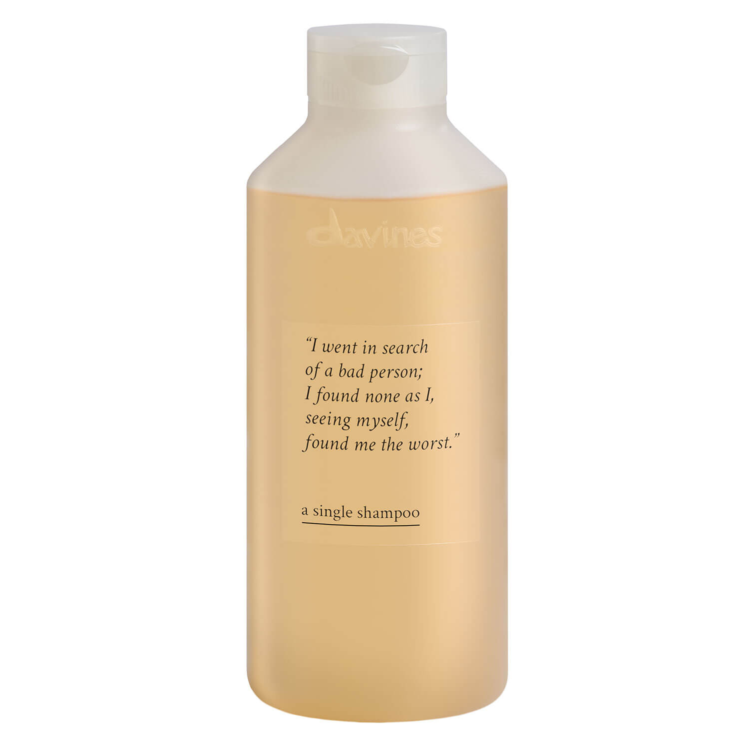 Davines Care - A Single Shampoo