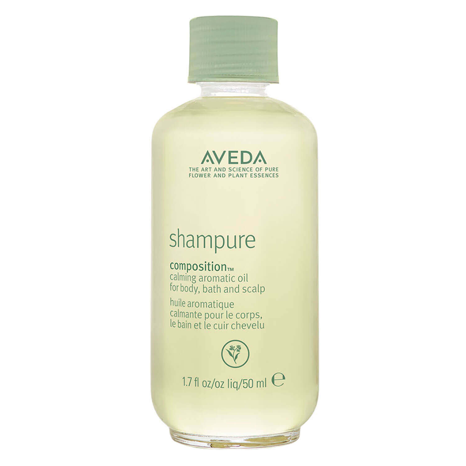 shampure - composition oil