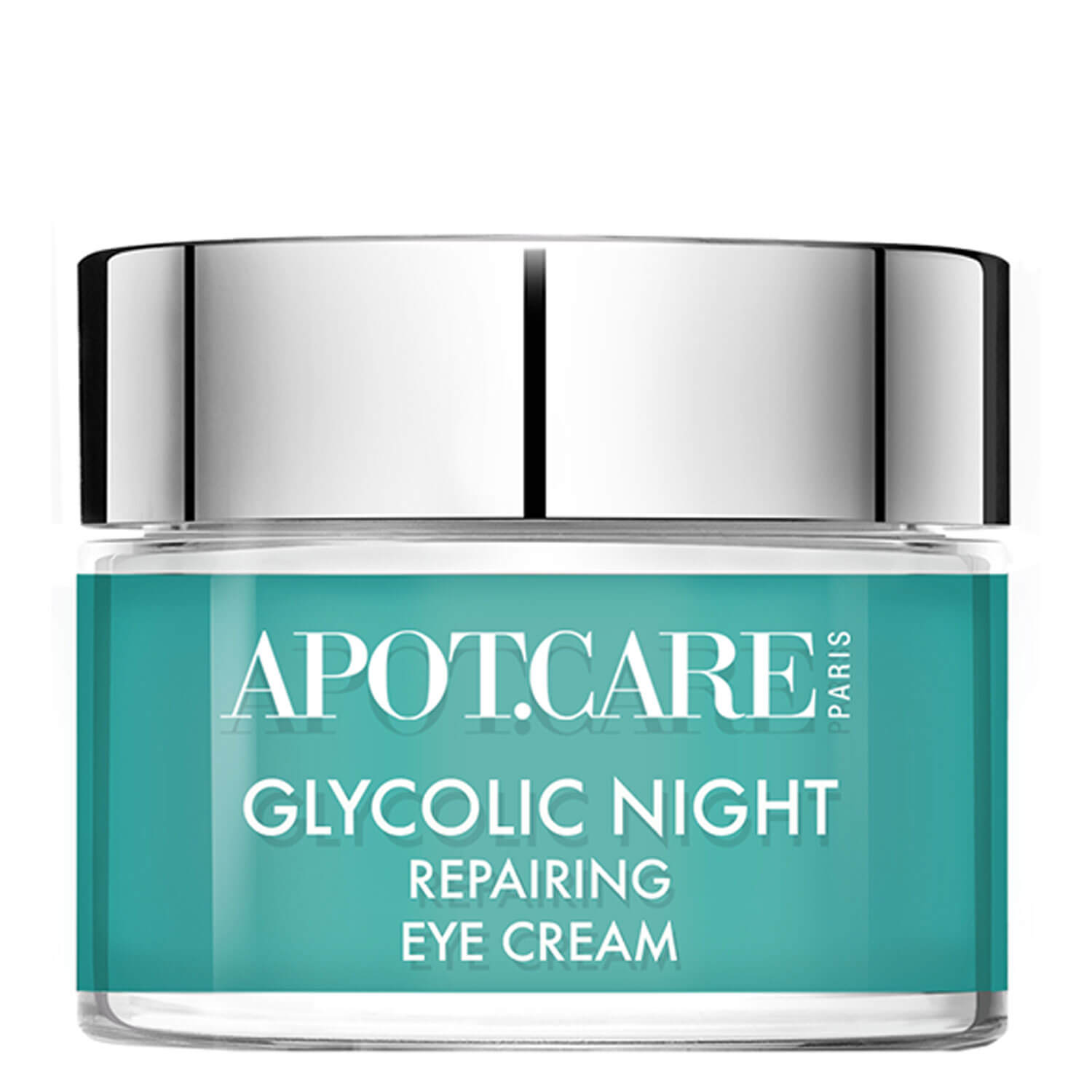 Apot.Care Eyecare - Glycolic Night Reparing Night Eye Cream