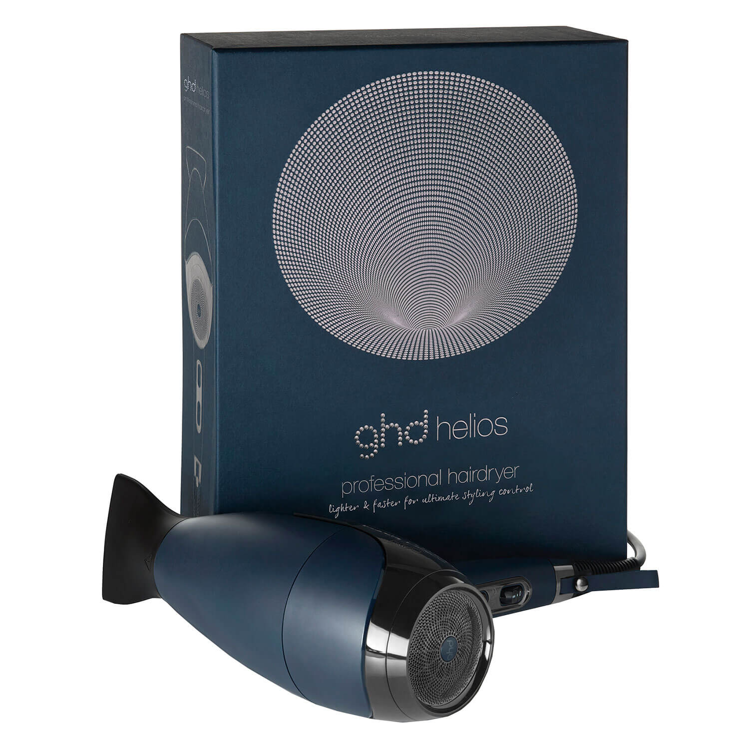 ghd Helios - Professional Hairdryer Ink Blue