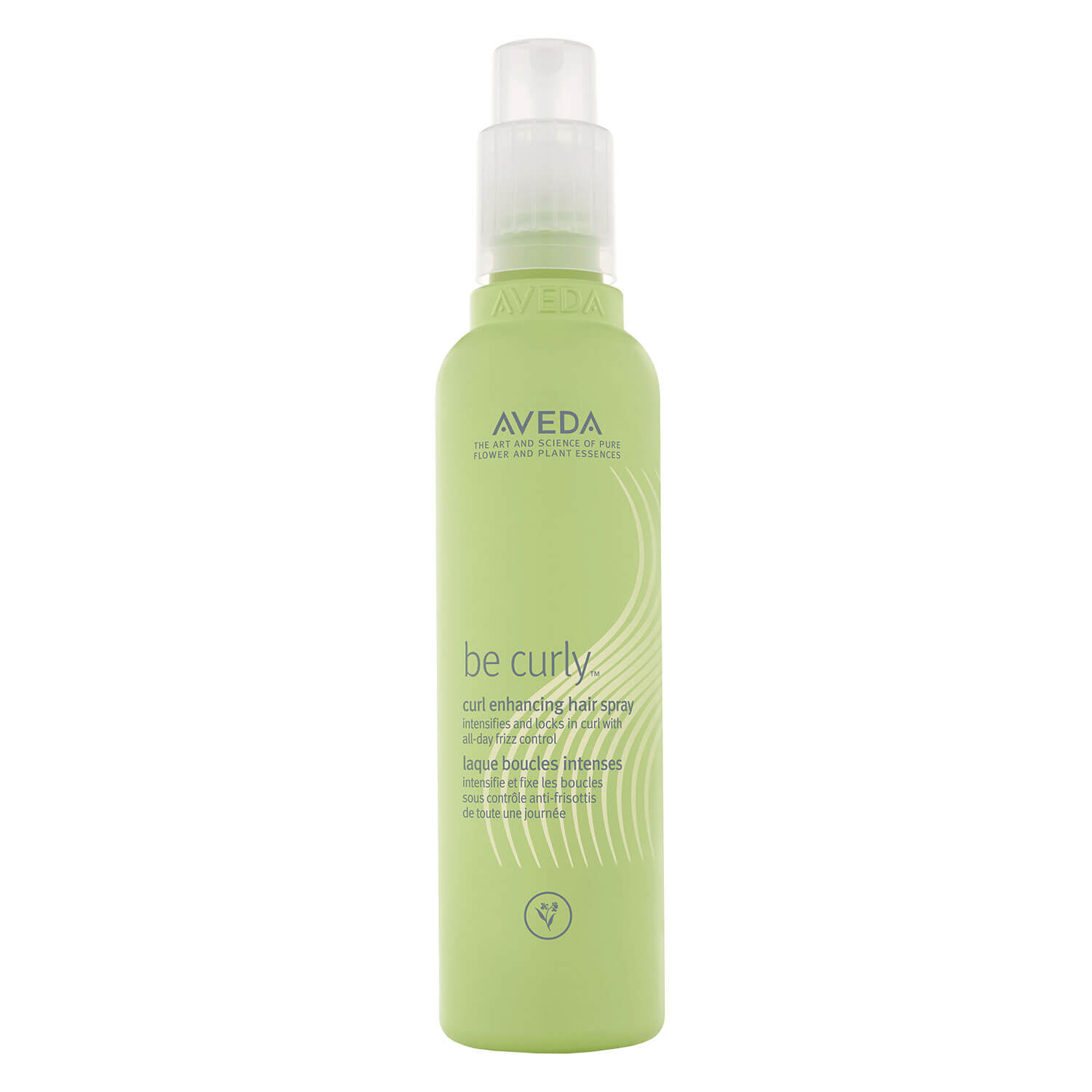 be curly - curl enhancing hair spray