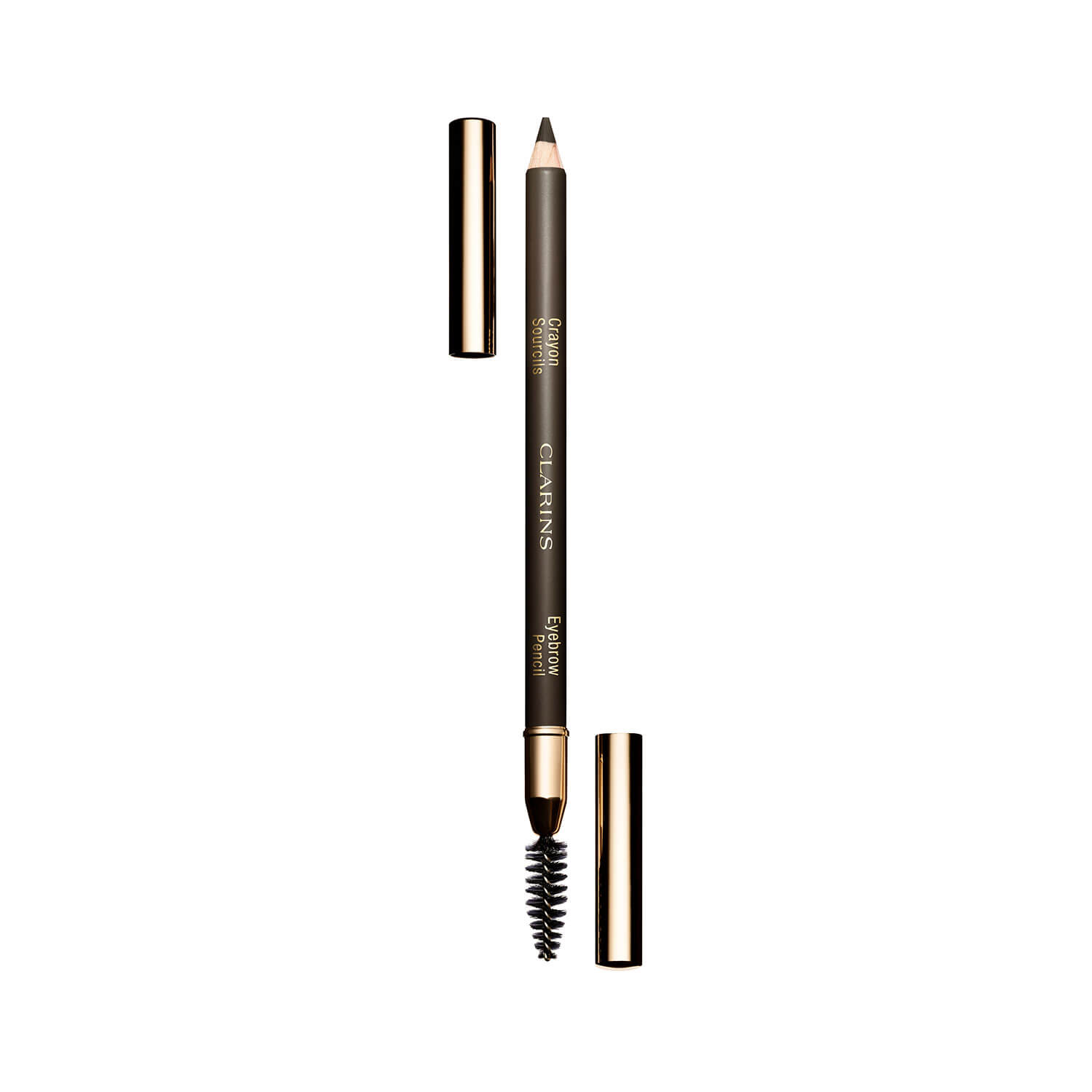 Clarins Sourcils - Crayon Dark Brown 01